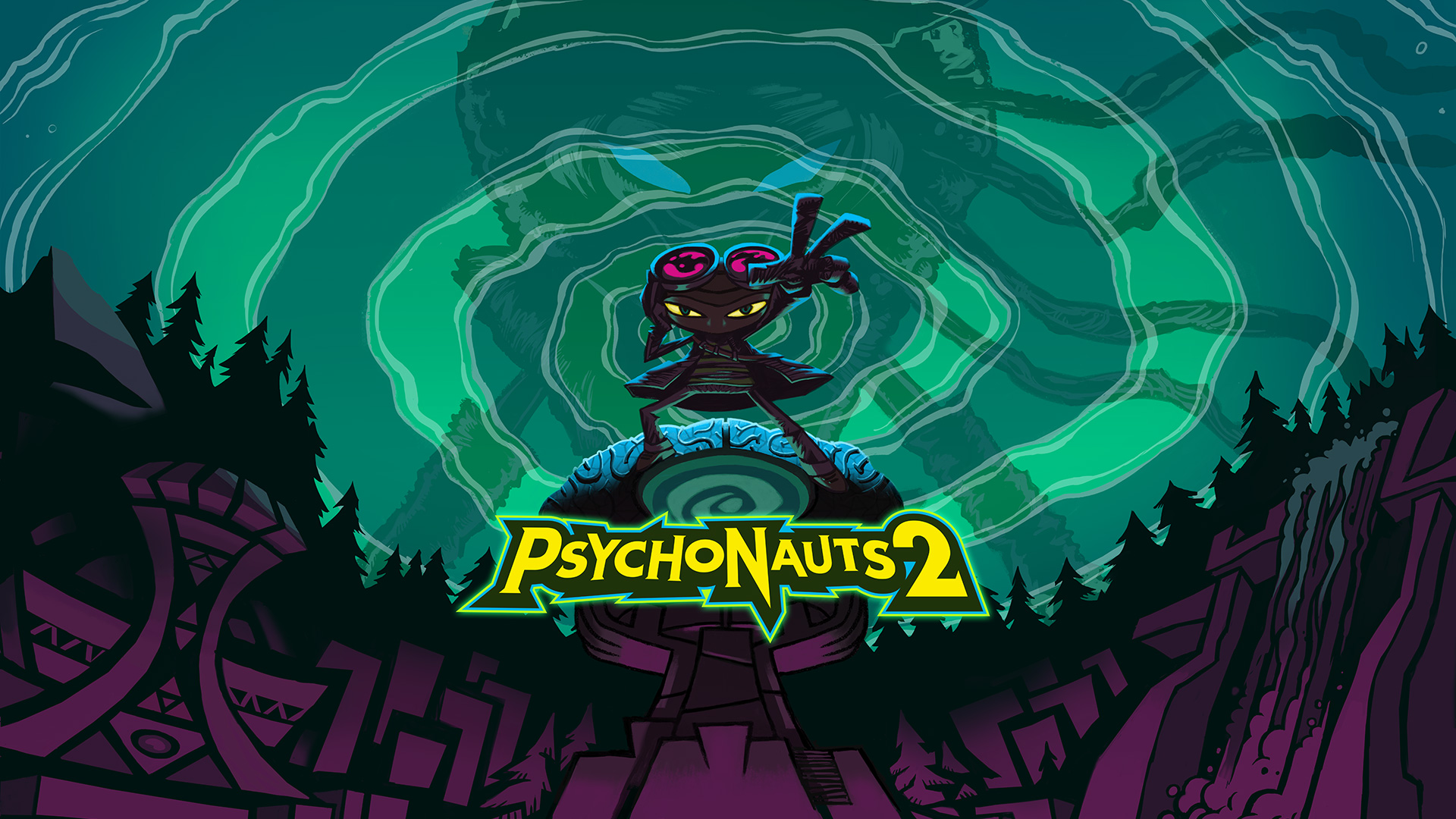 Video For Let Psychonauts 2 and Jack Black Rock Your Senses on Xbox Game Pass and Xbox Series X