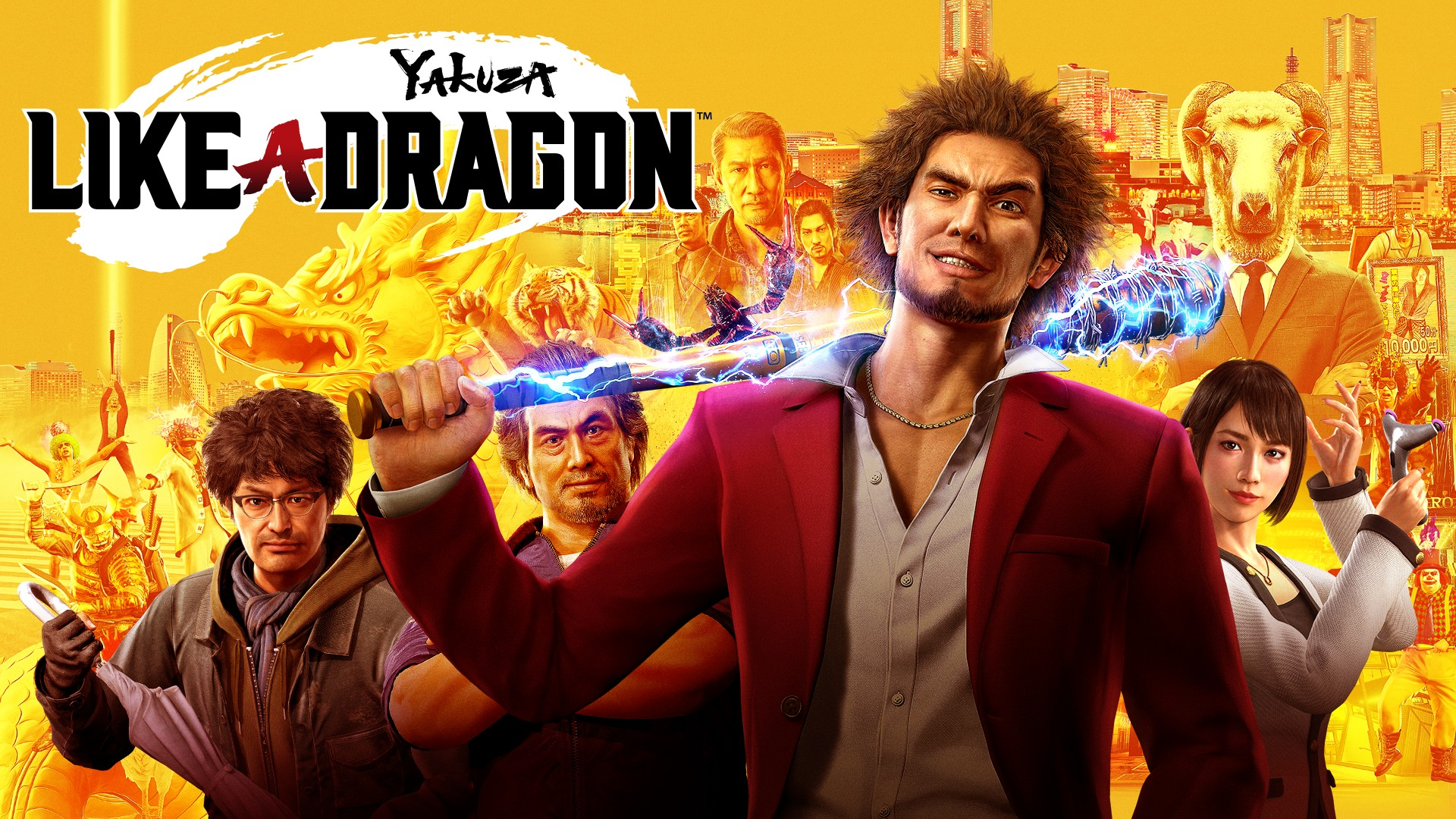 Video For Meet the Heroes of Yakuza: Like a Dragon, Available for Pre-order Today on Xbox One