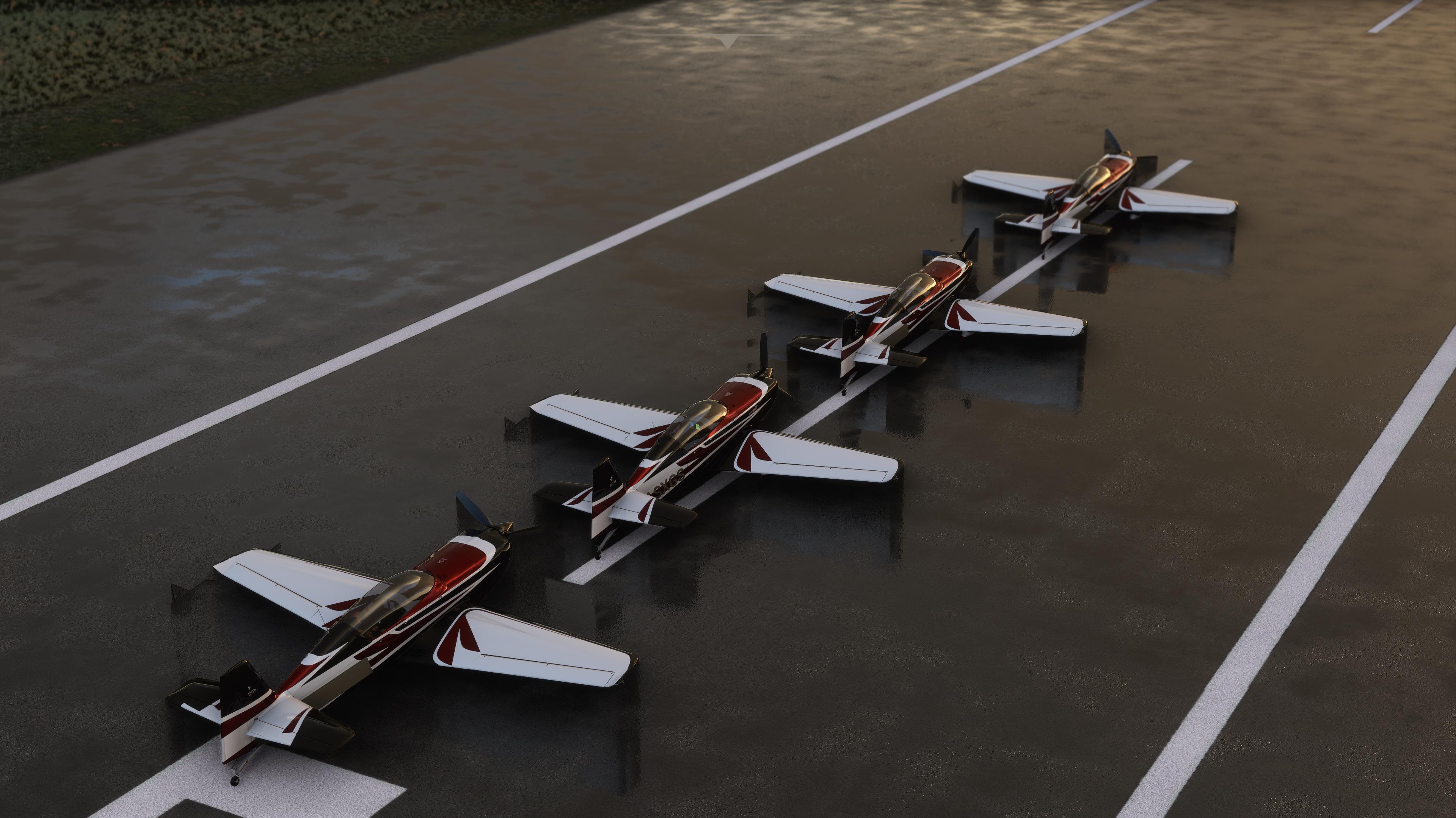 Microsoft Flight Simulator Launch Date Announcement