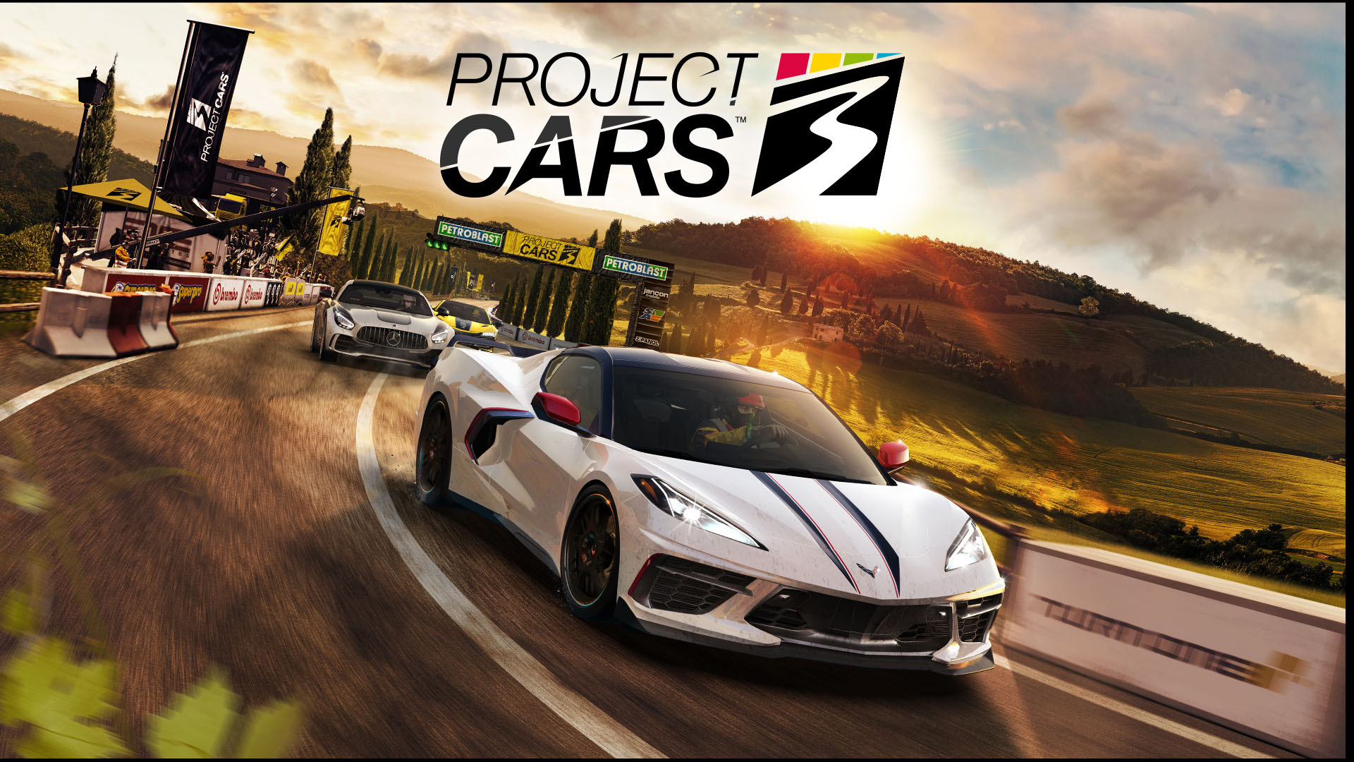 Video For Project CARS 3 Available Now: The Dev Team's Favorite Performance Car Upgrades