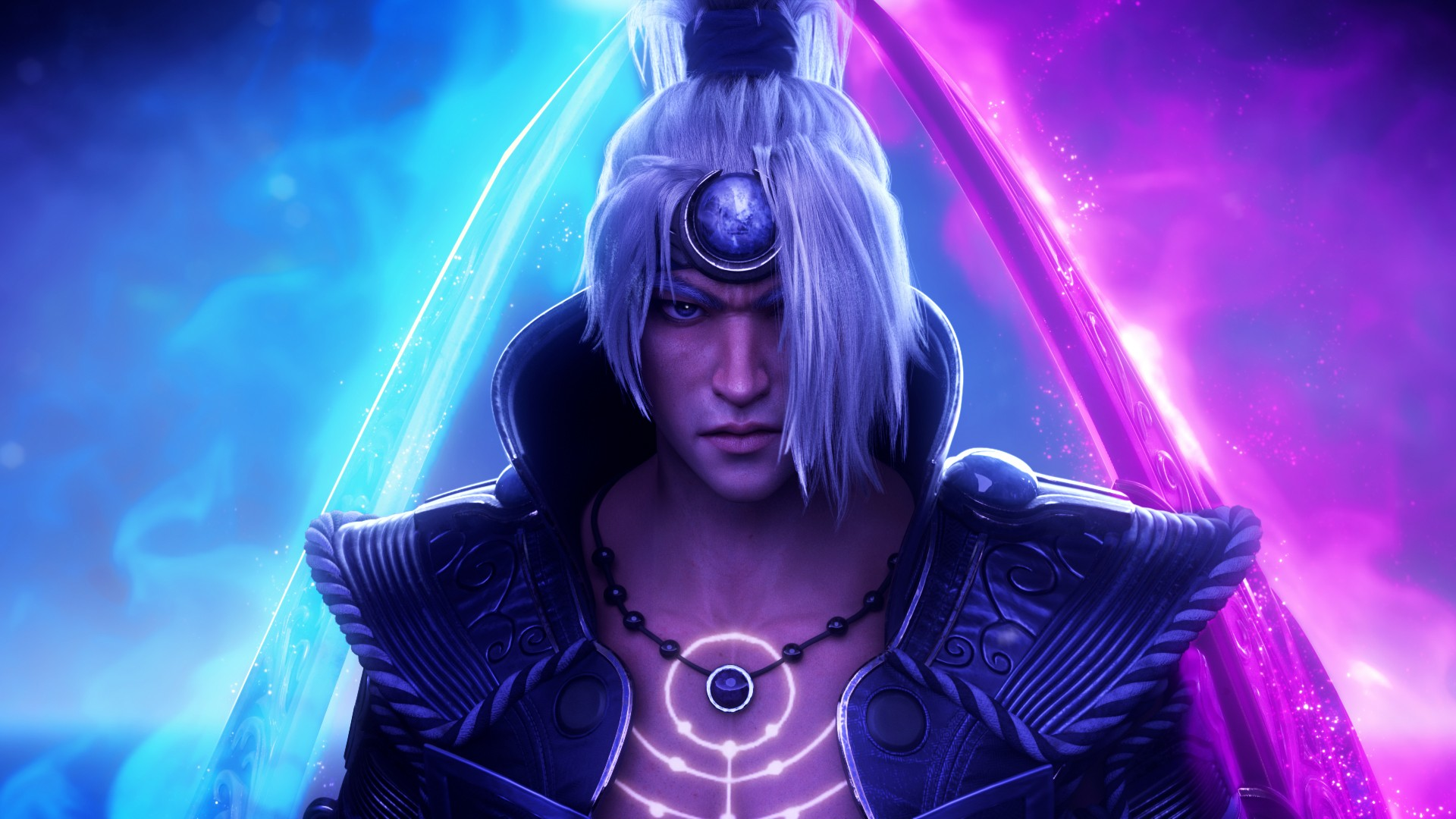 Video For New Japanese God Tsukuyomi Emerges From the Shadows in Smite's New Update on Xbox One