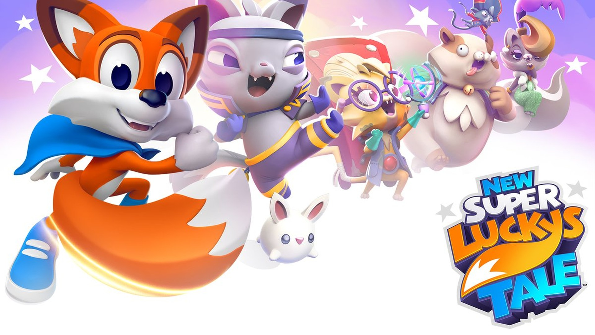 New Super Lucky's Tale – August 21