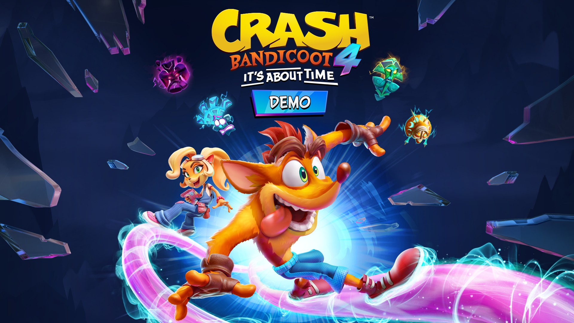 Video For Crash Bandicoot 4: It's About Time – Demo is now live!