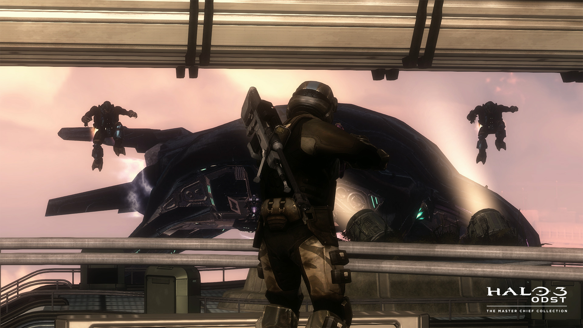 Halo 3: ODST – Halo: The Master Chief Collection