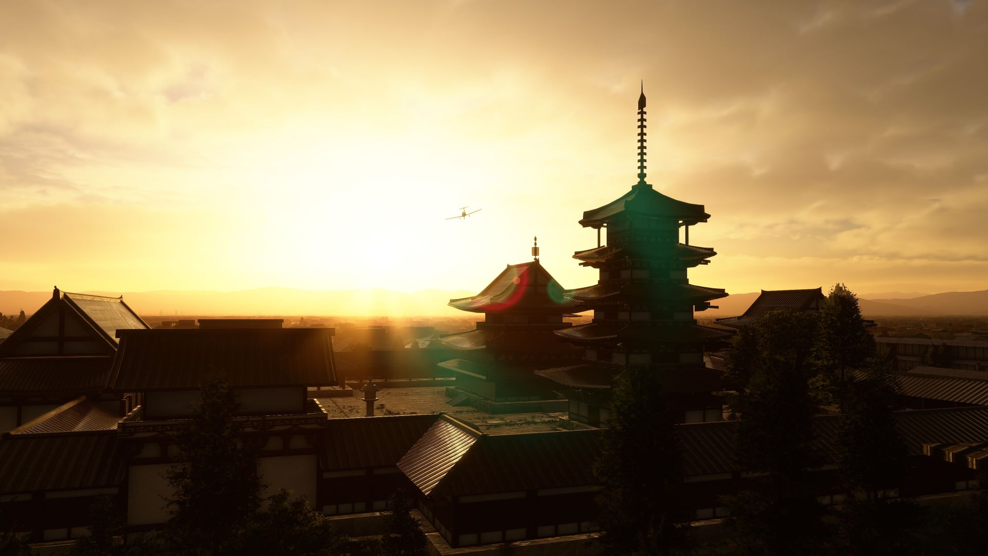 Video For World Update I: Japan for Microsoft Flight Simulator now available for free on Xbox Game Pass for PC, Windows 10 and Steam