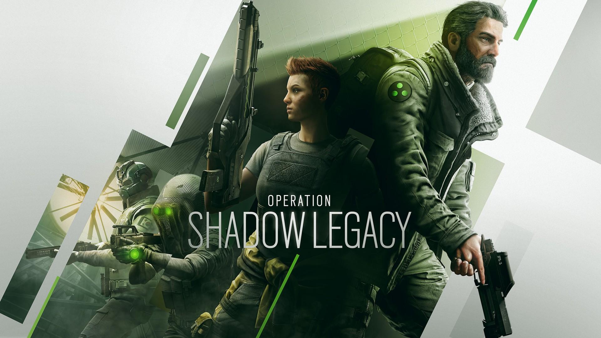 Rainbow Six Siege - Shadow Legacy