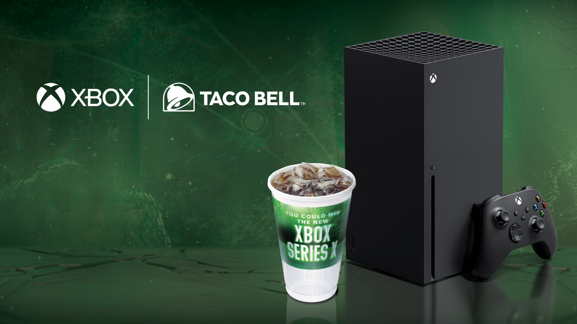 Xbox And Taco Bell Are Giving Fans The Chance To Win An Xbox Series X Before They Can Buy It Xbox Wire