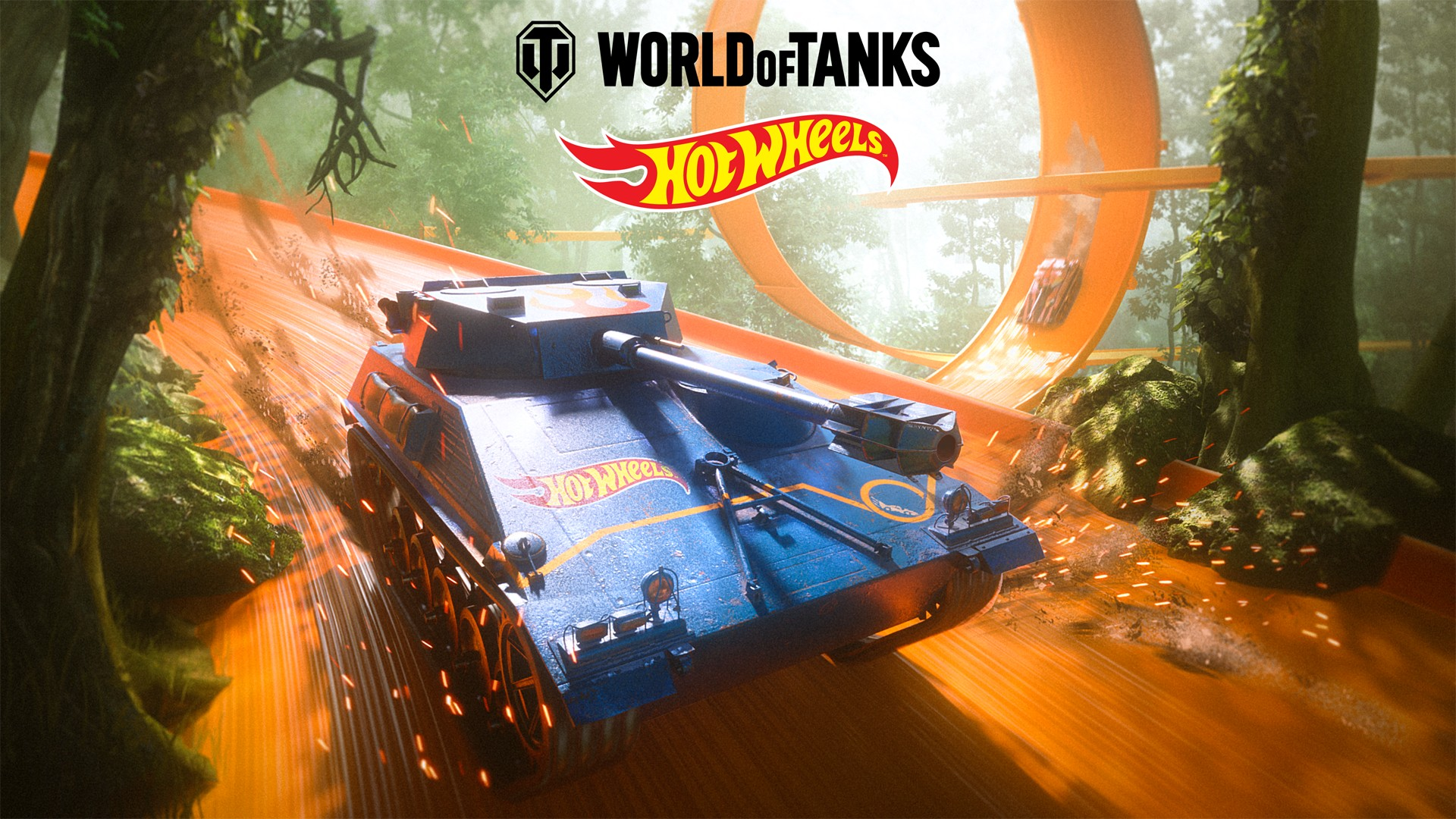World of Tanks: Hot Wheels