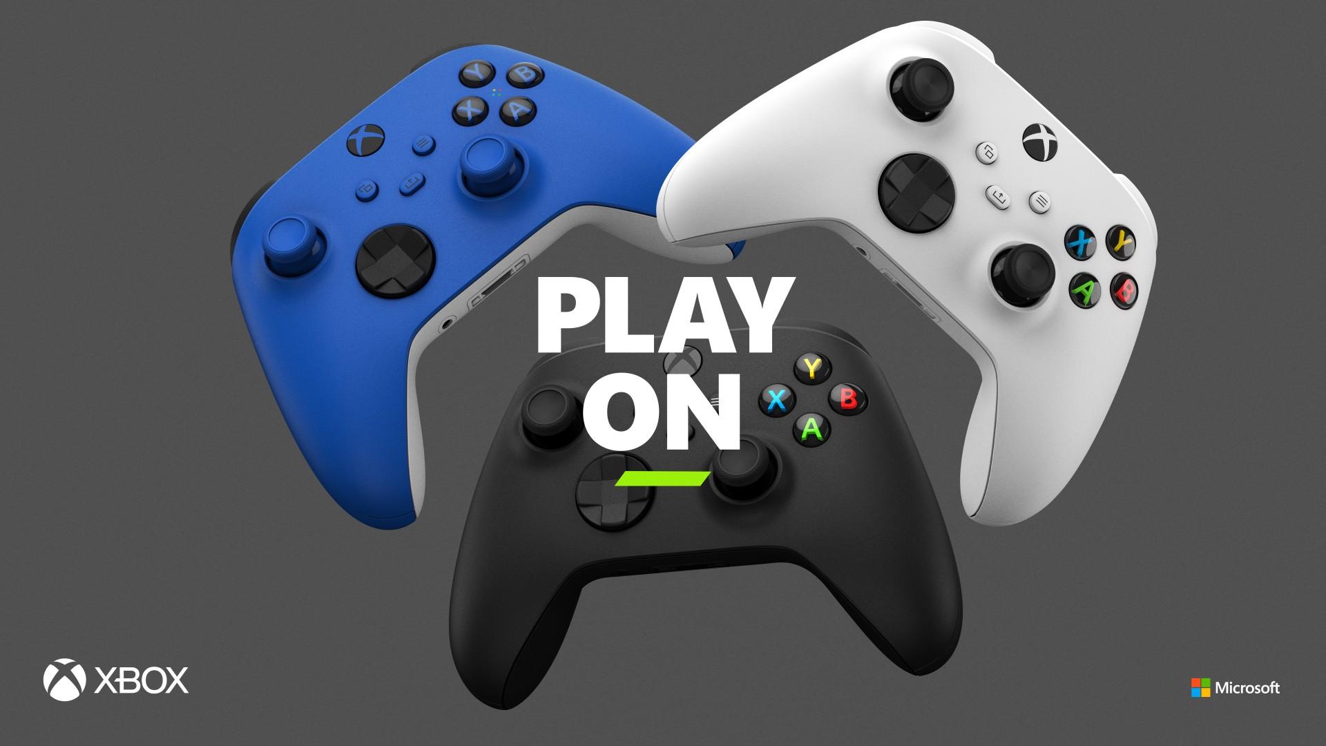 Xbox Accessories Gen 9 Hero