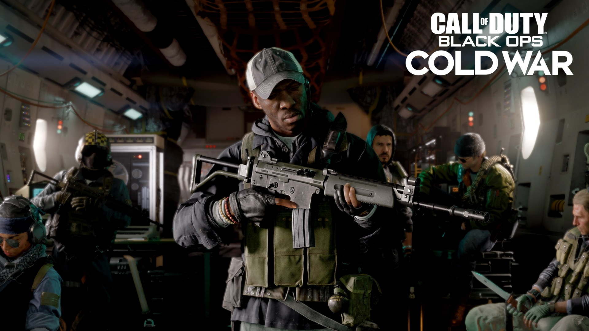 Video For Call of Duty: Black Ops Cold War Global Multiplayer Reveal
