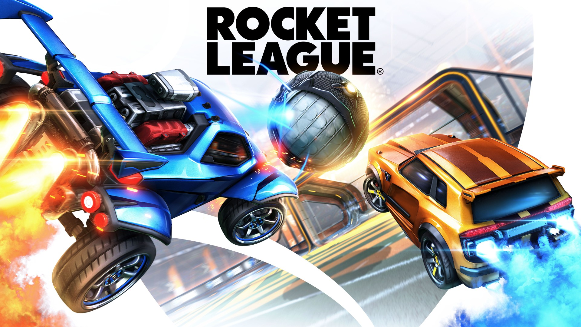 Video For Rocket League is Going Free to Play September 23 on Xbox One