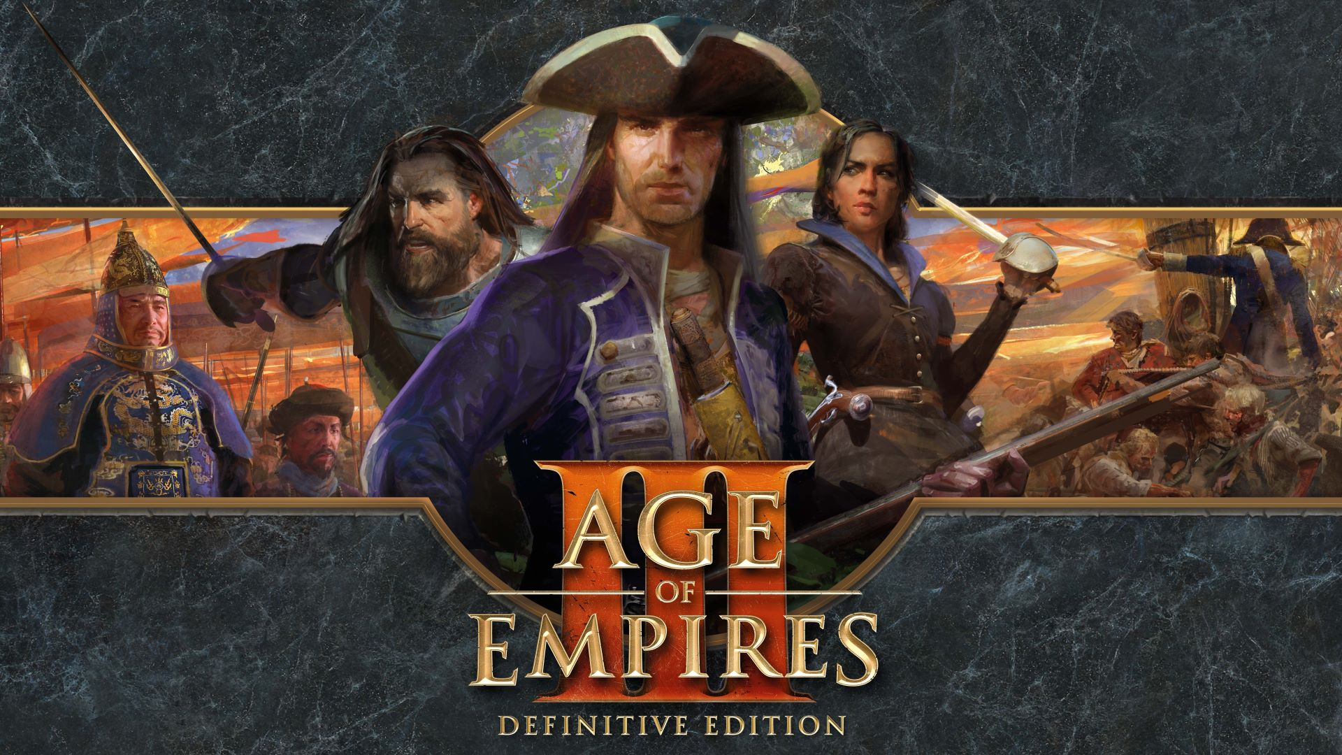 Video For Age of Empires III: Definitive Edition Out Now Worldwide!