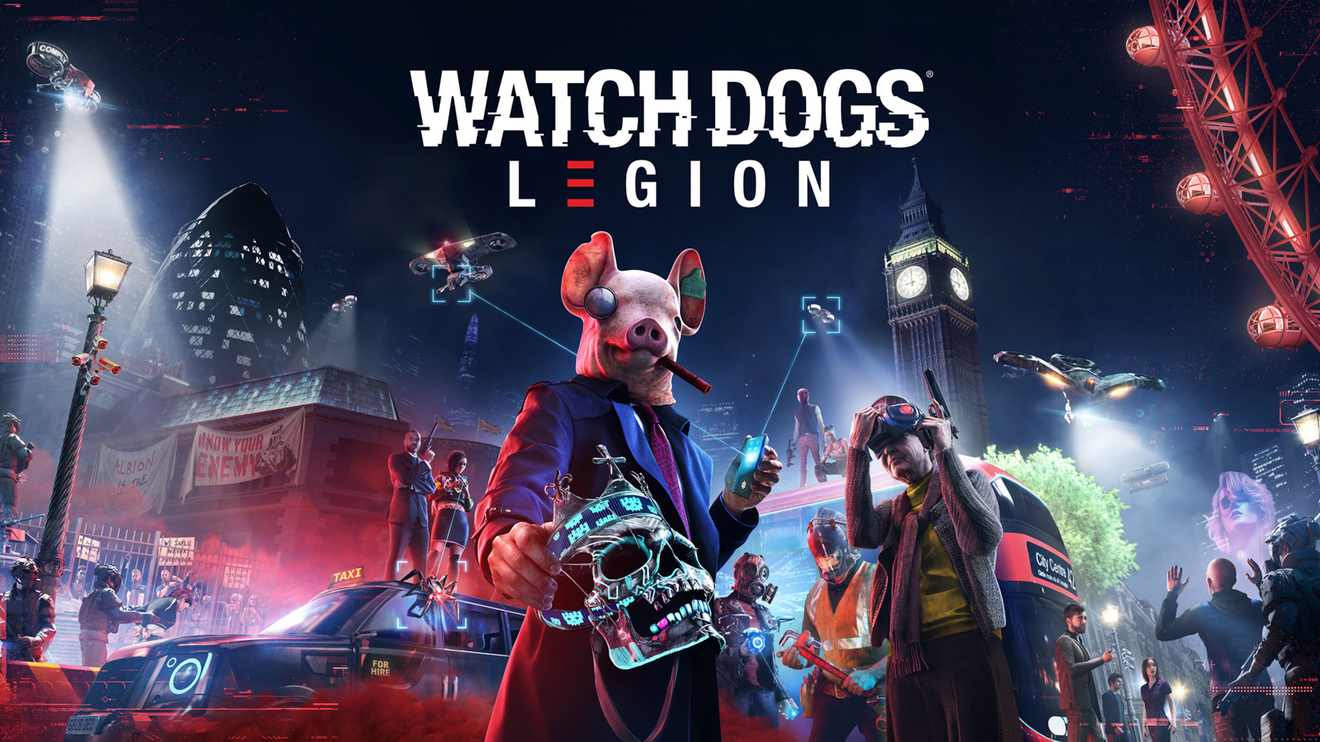 Video For Inside Xbox Series X Optimized – Watch Dogs: Legion