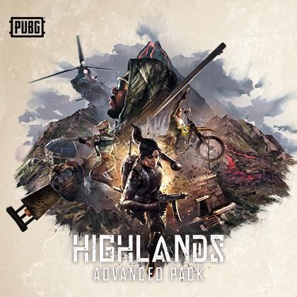 PUBG - Highlands Advanced Pack