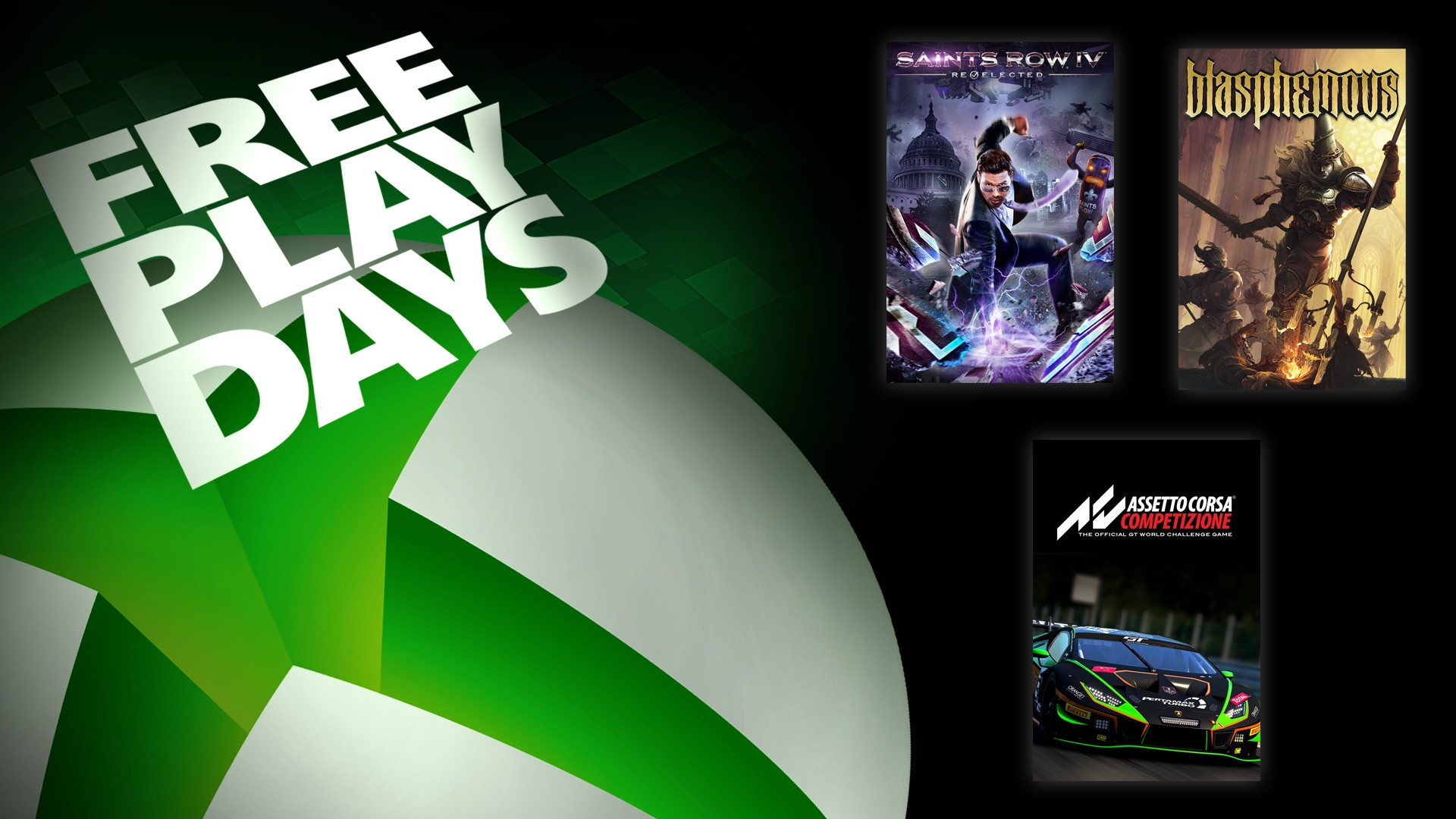 Free Play Days - October 8
