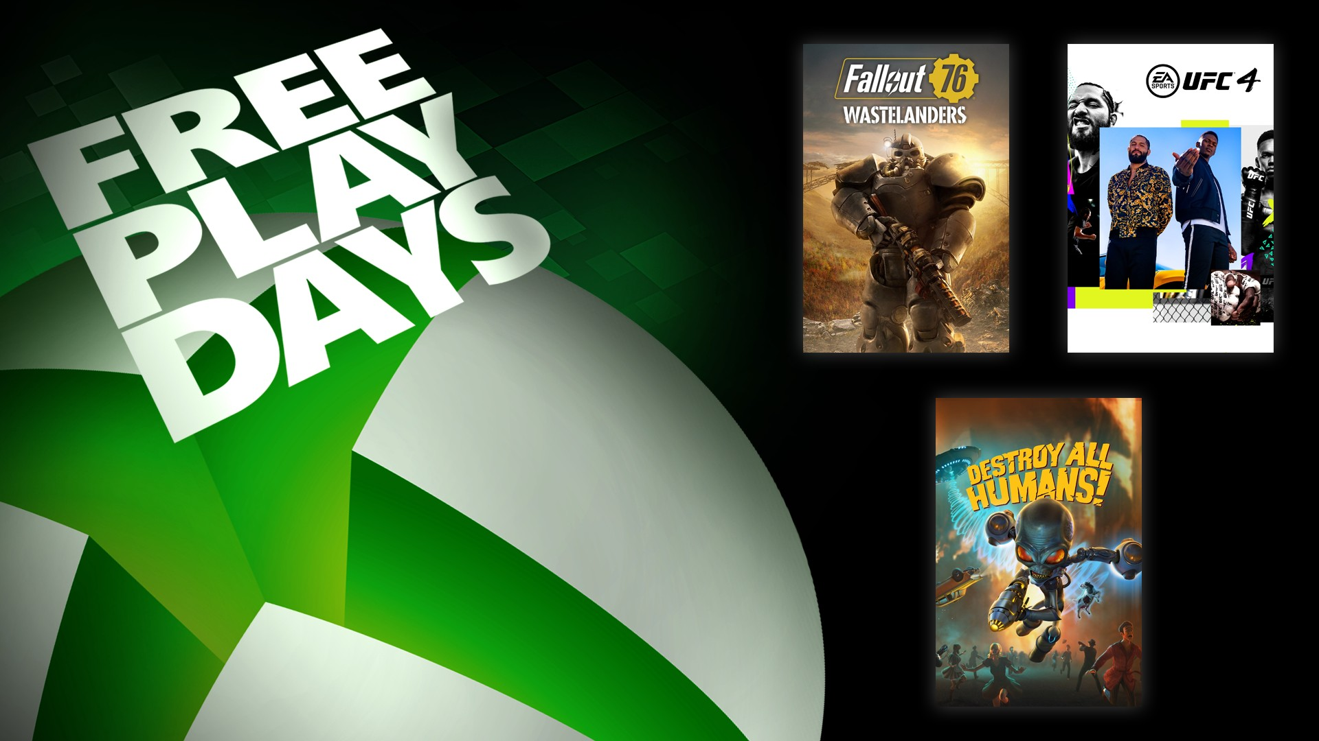 Free Play Days - October 22