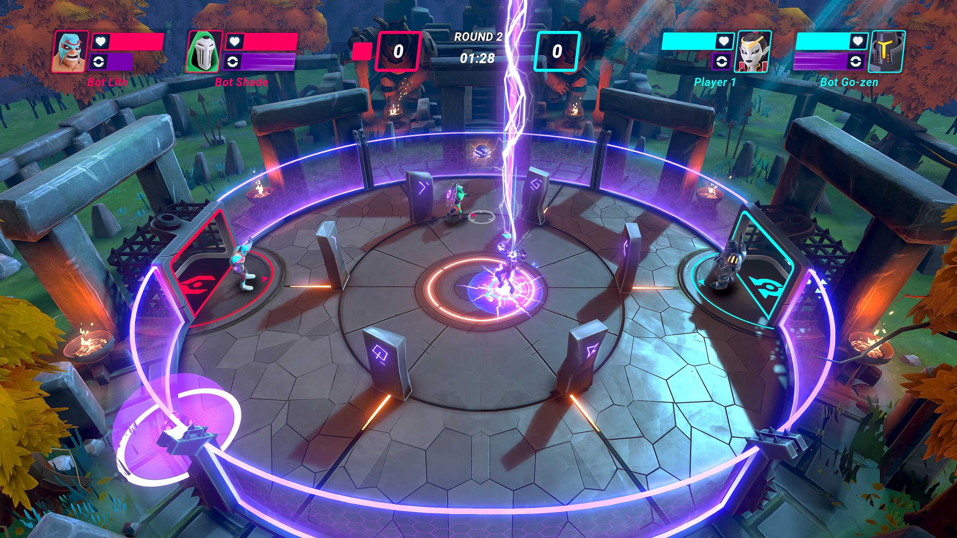 HyperBrawl Tournament: The Multiplayer Sports Brawler is Available Now on Xbox One