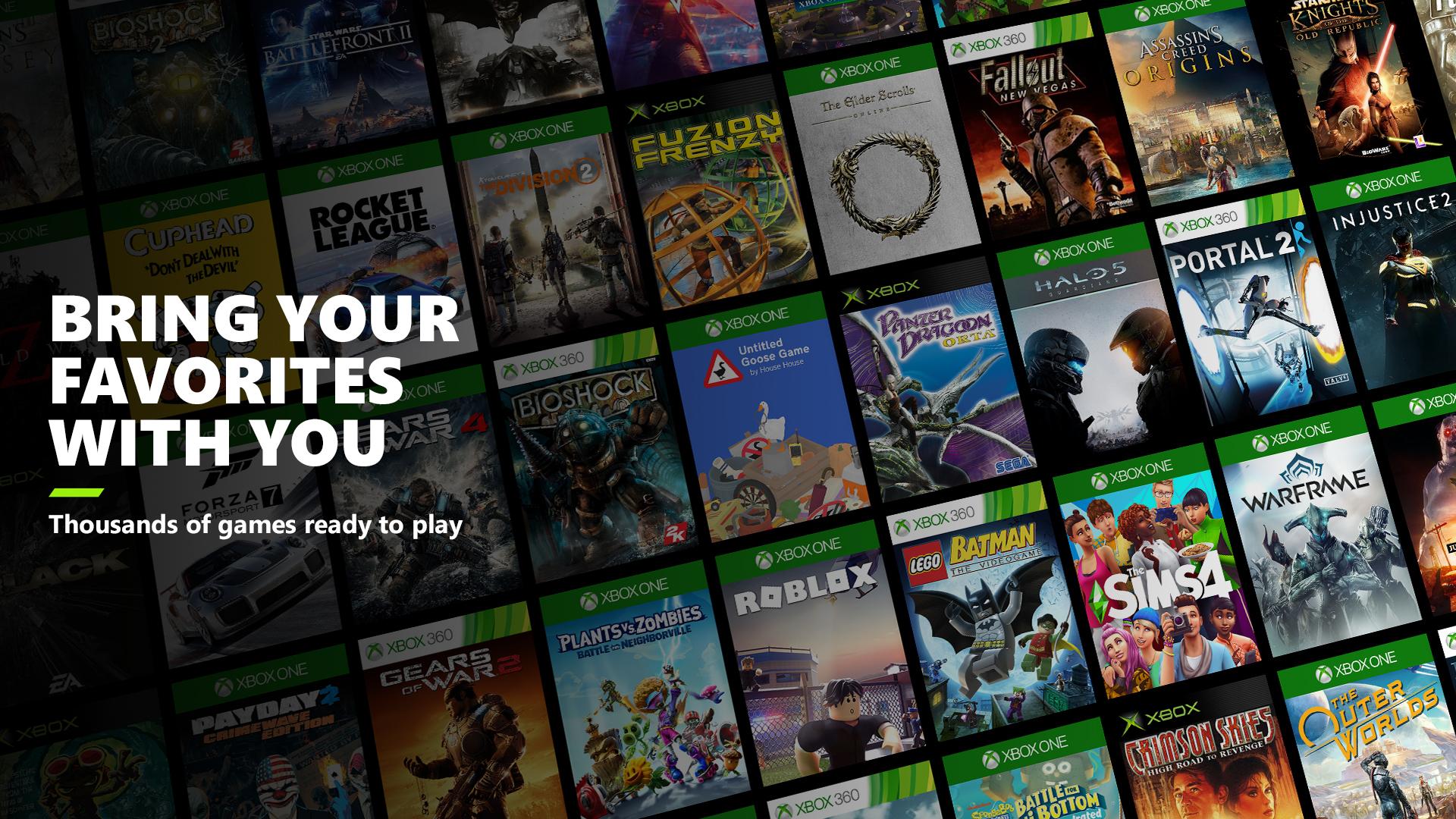 Xbox Series BC Hero