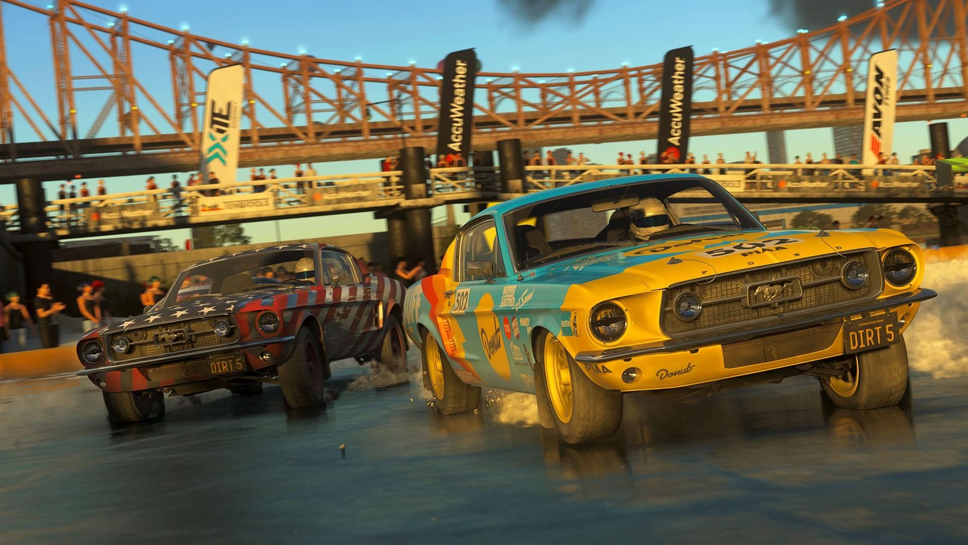 Dirt 5 (Optimized for Xbox Series X|S) – November 3