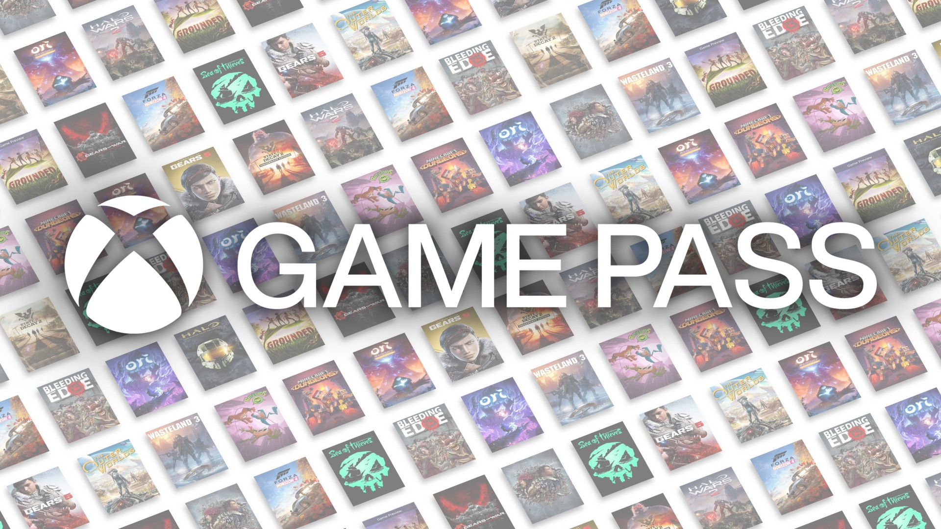 Welcome to Xbox Game Pass
