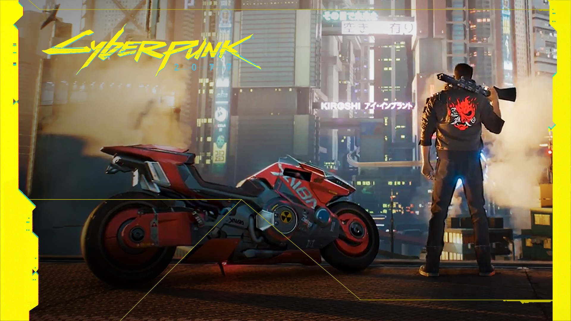 Video For Celebrating the Launch of Cyberpunk 2077 on Xbox Series X|S and Xbox One