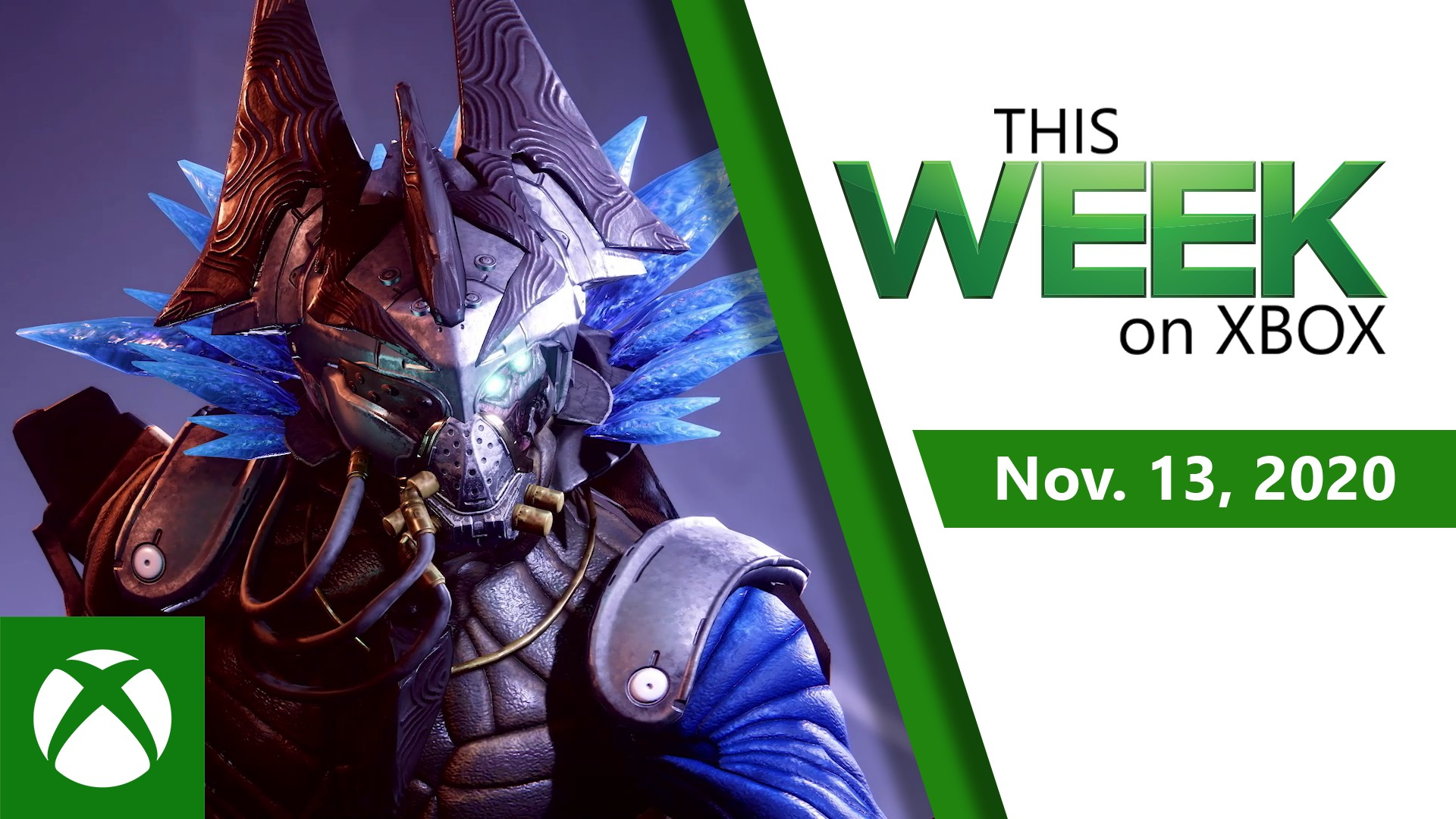 Video For This Week on Xbox: November 13, 2020