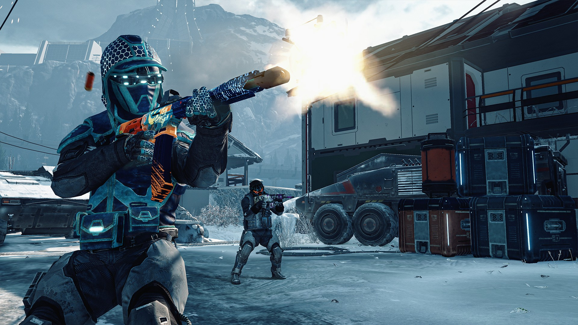 Warface: Breakout - Cold Sun