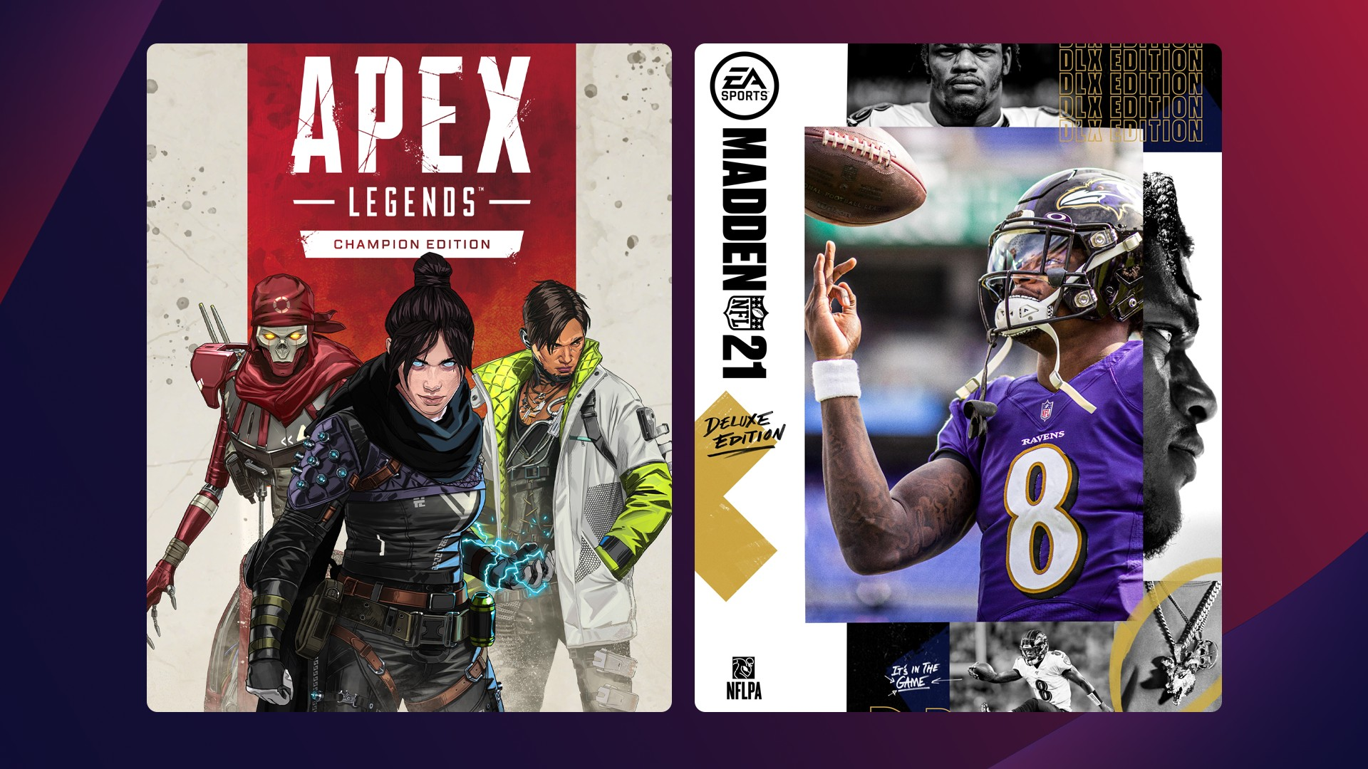 Buy Madden NFL 21 or Apex Legends – Champion Edition and Get a $5 Xbox Gift Card 2