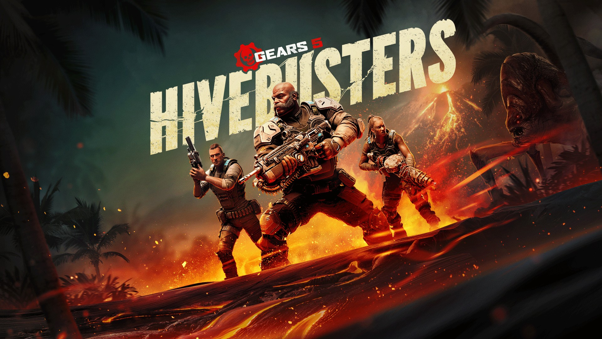 Video For Gears 5: Hivebusters Expansion Arrives December 15 with Xbox Game Pass Ultimate