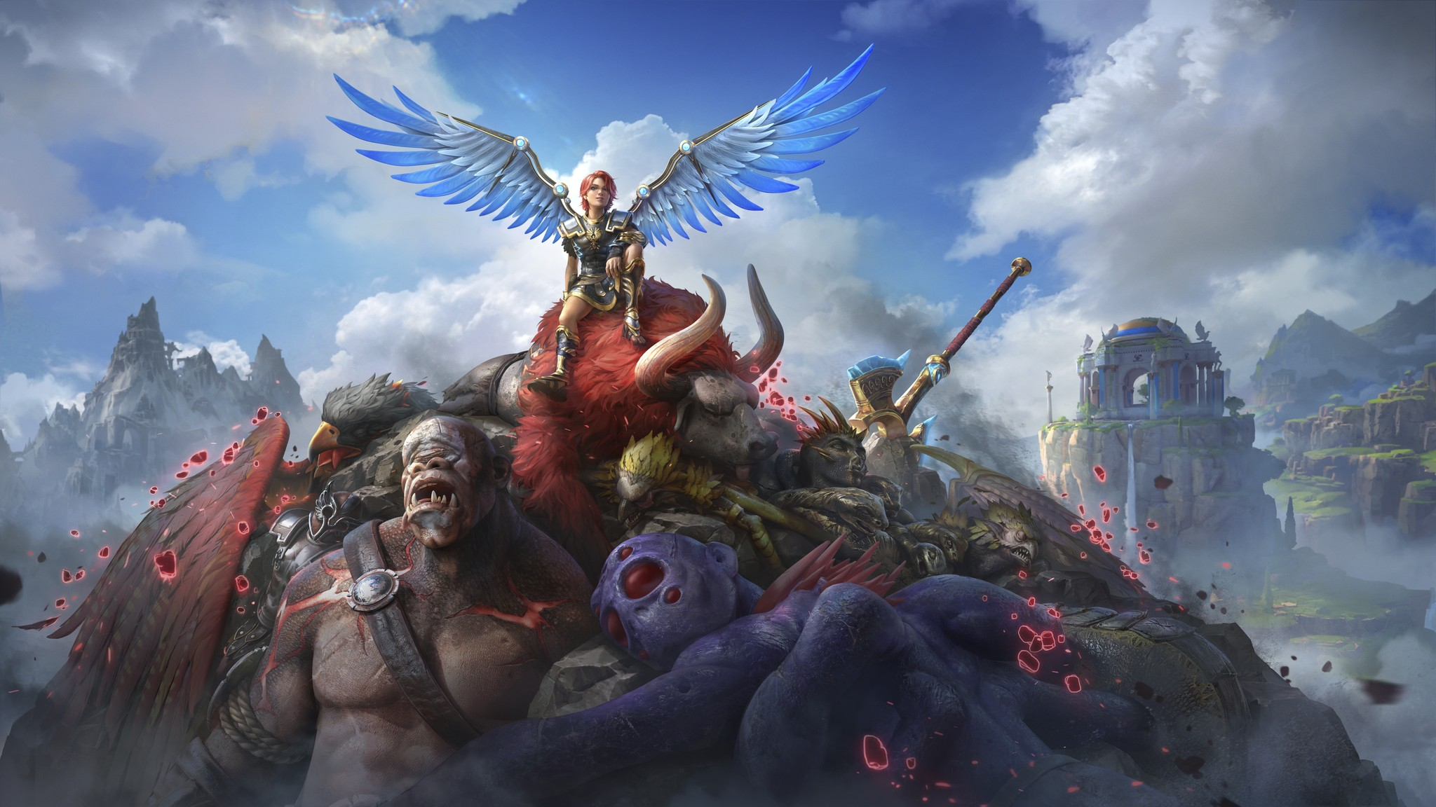 Video For Immortals Fenyx Rising Soars Onto Xbox Series X S and Xbox One