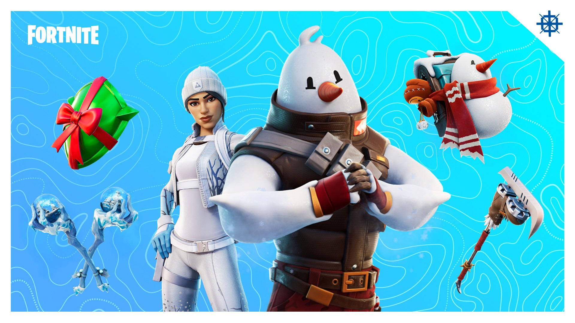 Unlock Free Outfits and Take Flight: Fortnite – Operation Snowdown Starts Today!