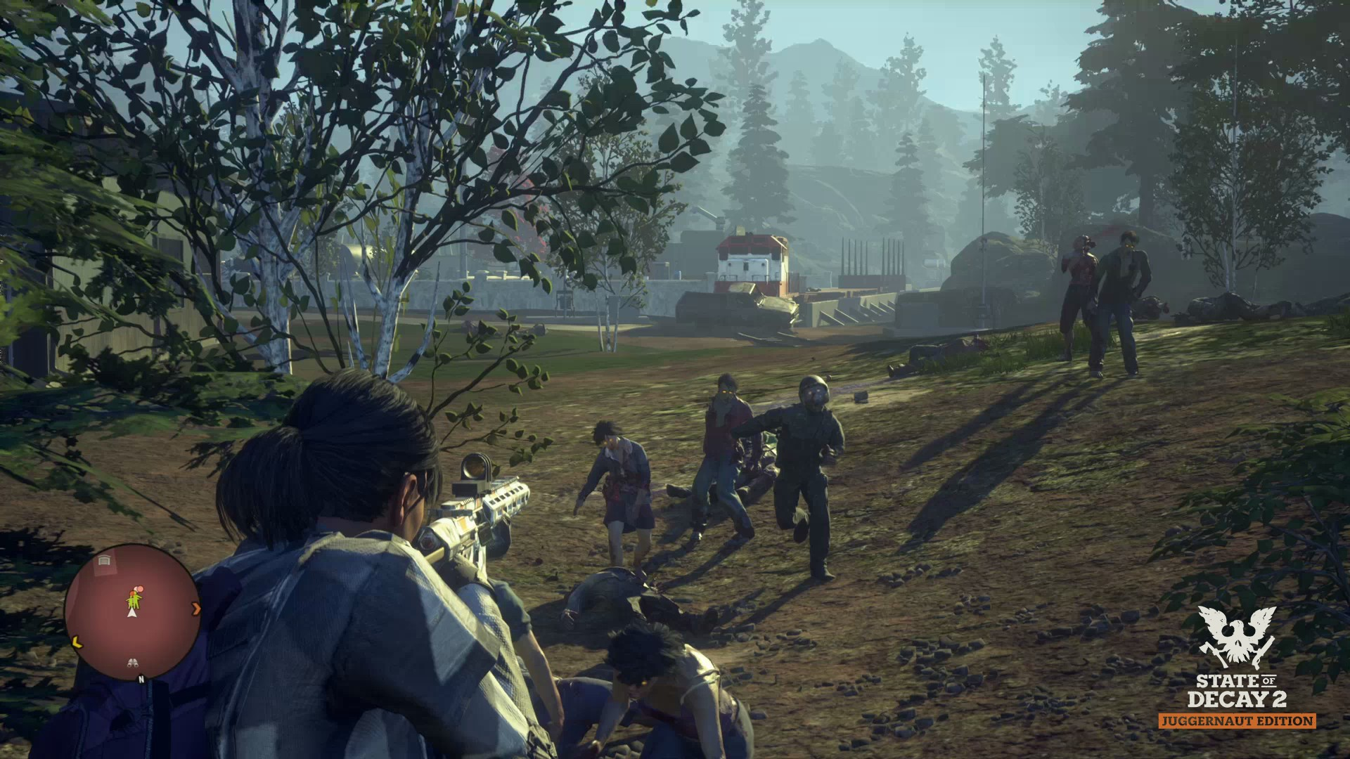 State of Decay 2 Xbox Series X Hero