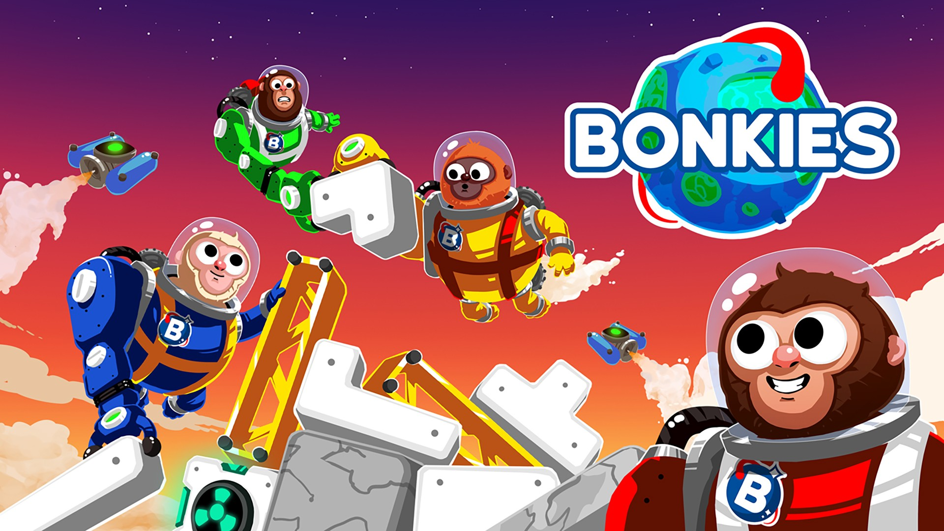 Video For 8 Tips to Help you Cheer, Cooperate, and Construct in Bonkies