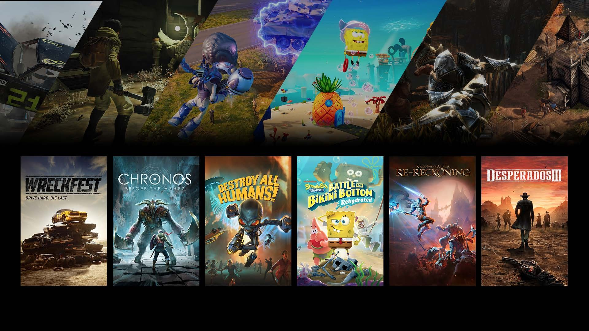 Huge Fun and Huge Discounts Await in the THQ Nordic and Handy Games 2021 Xbox Store Sale 2
