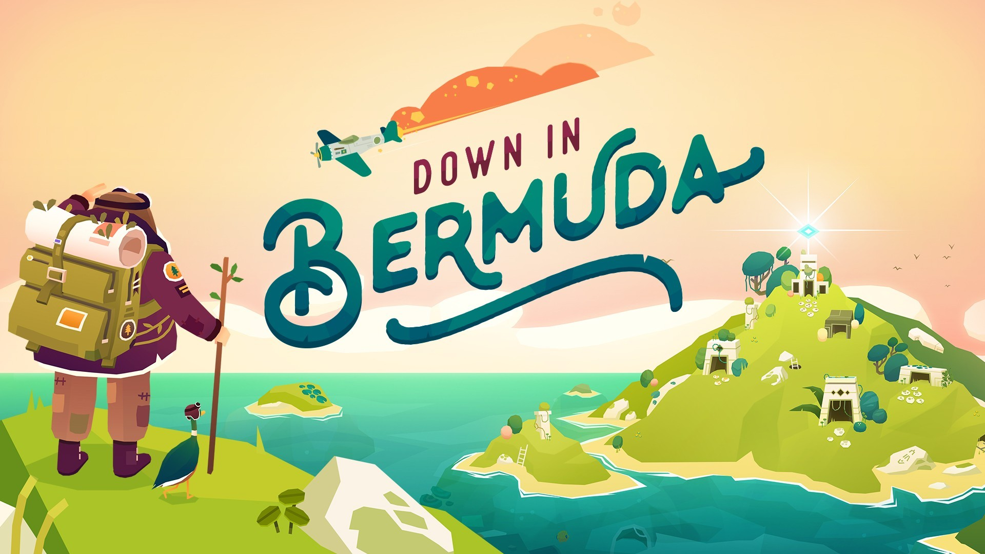 Video For Down in Bermuda Crash-Lands Today on Xbox One