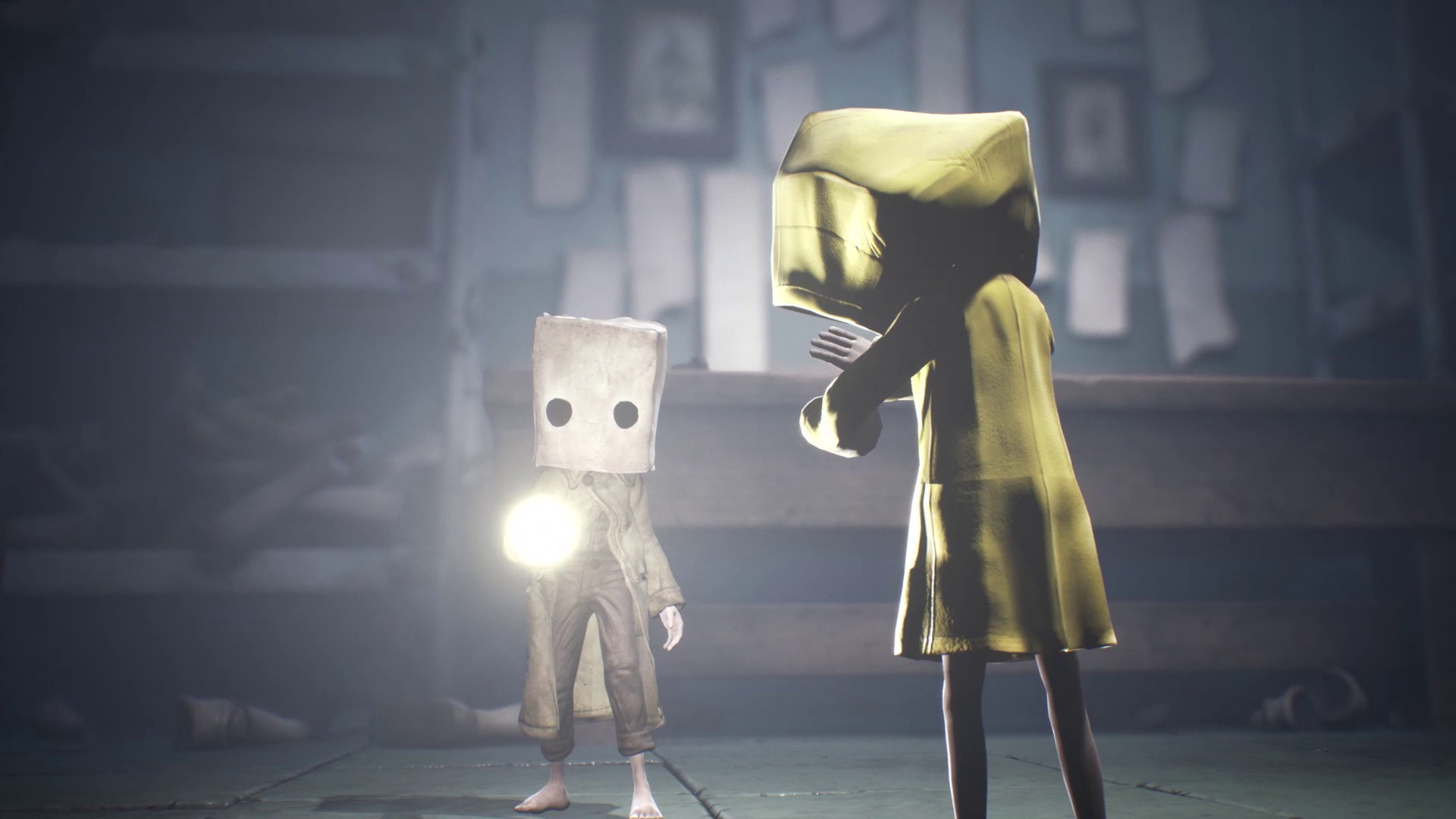 Video For Wake Up, Mono: It's Time to Play the Little Nightmares II Demo