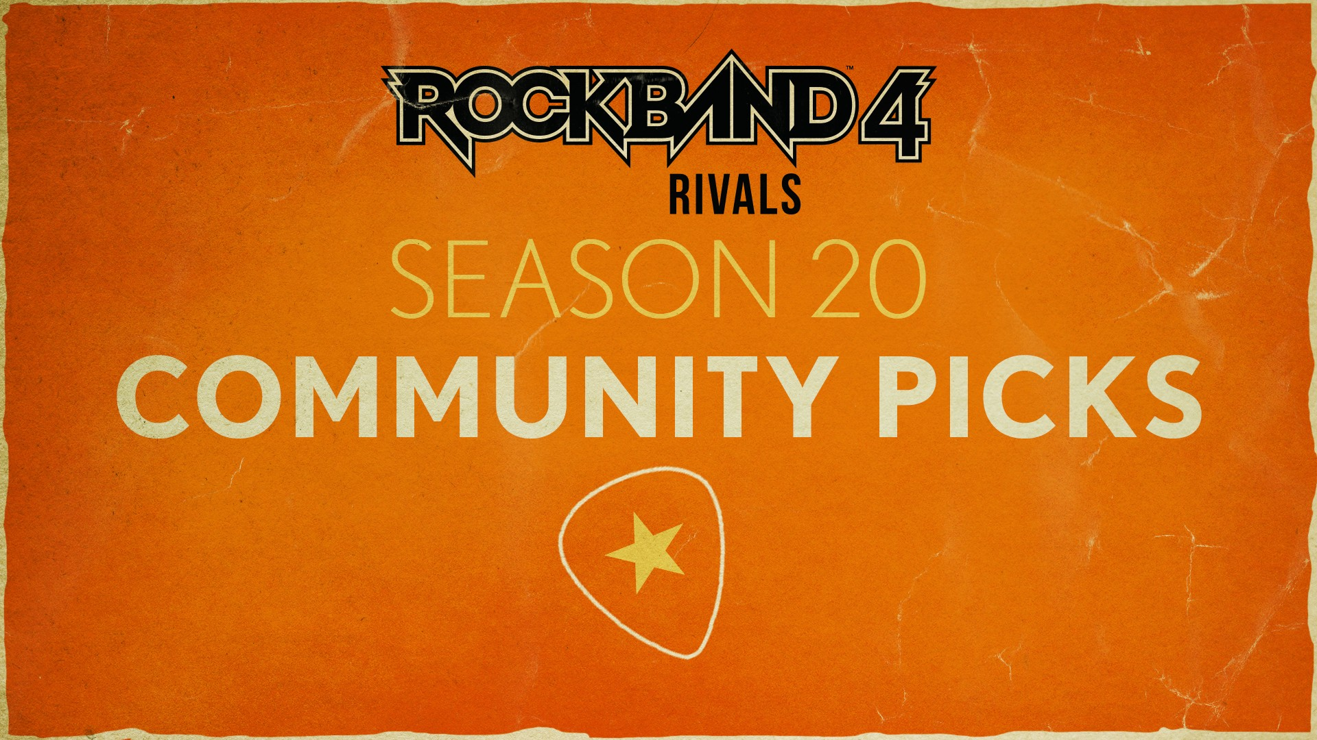 Ring in 2021 with Rock Band 4 Rivals