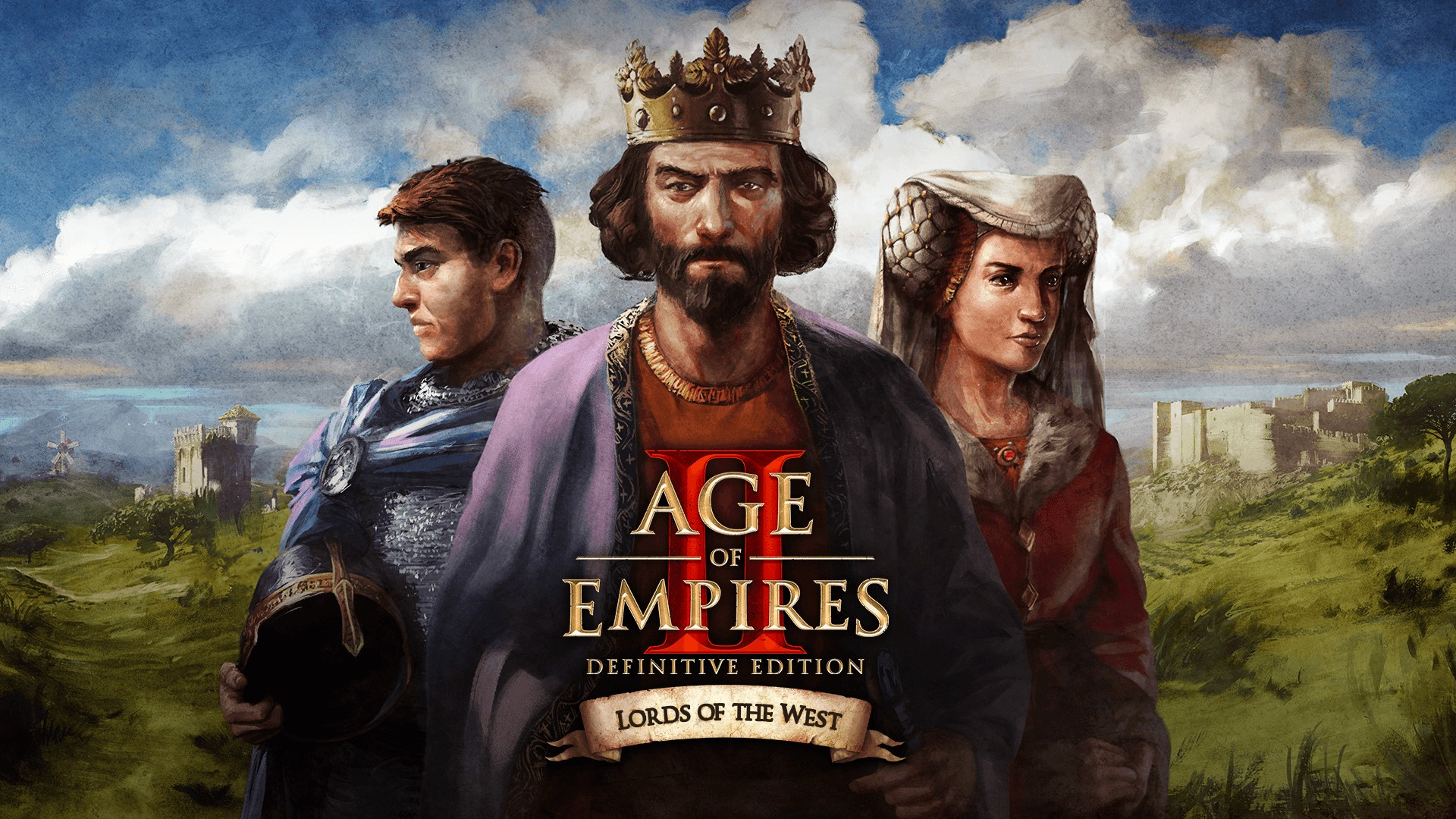 Video For The Lords of the West Have Arrived in Age of Empires II: Definitive Edition, Available Now