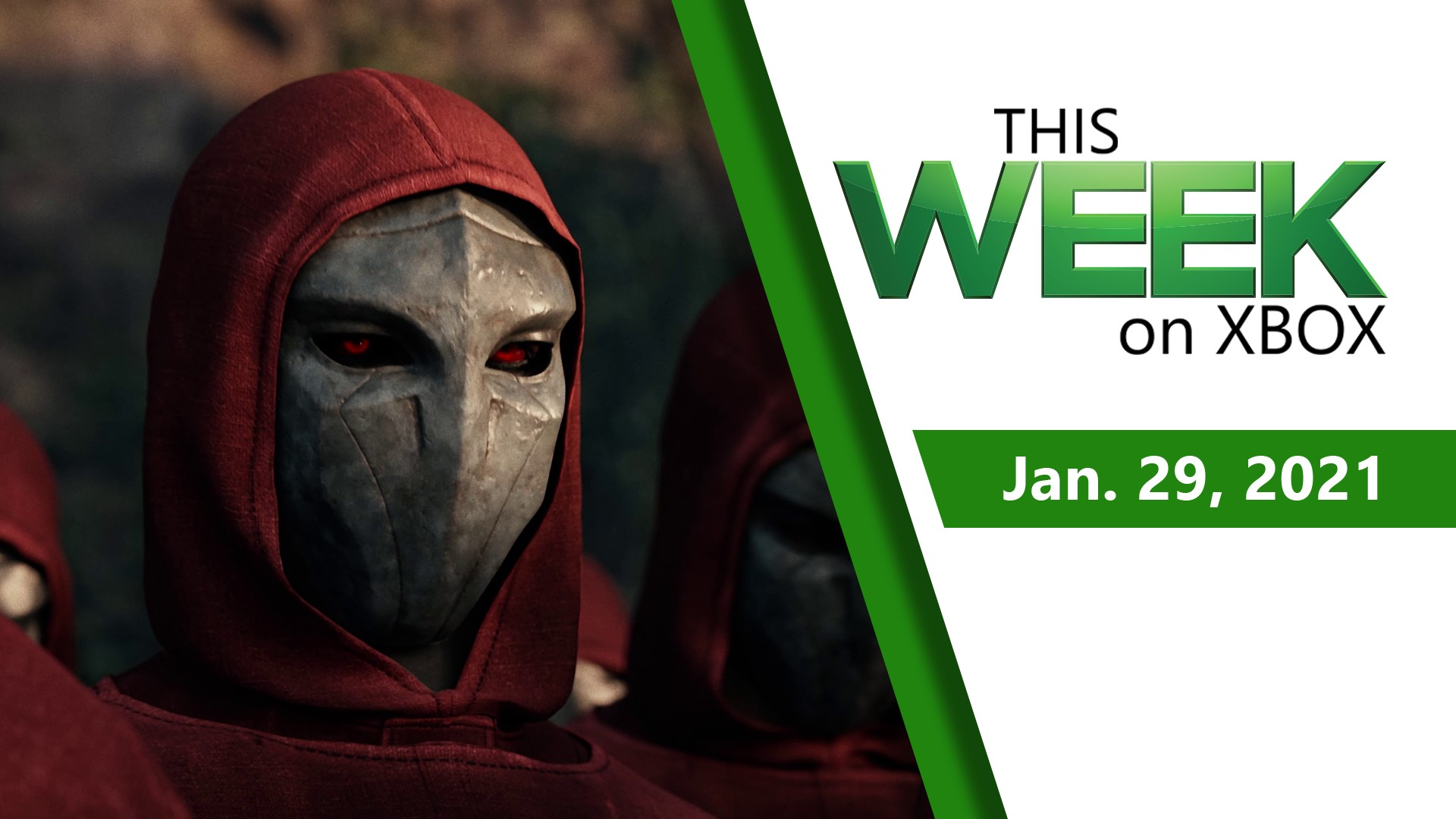 Video For This Week on Xbox: January 29, 2021