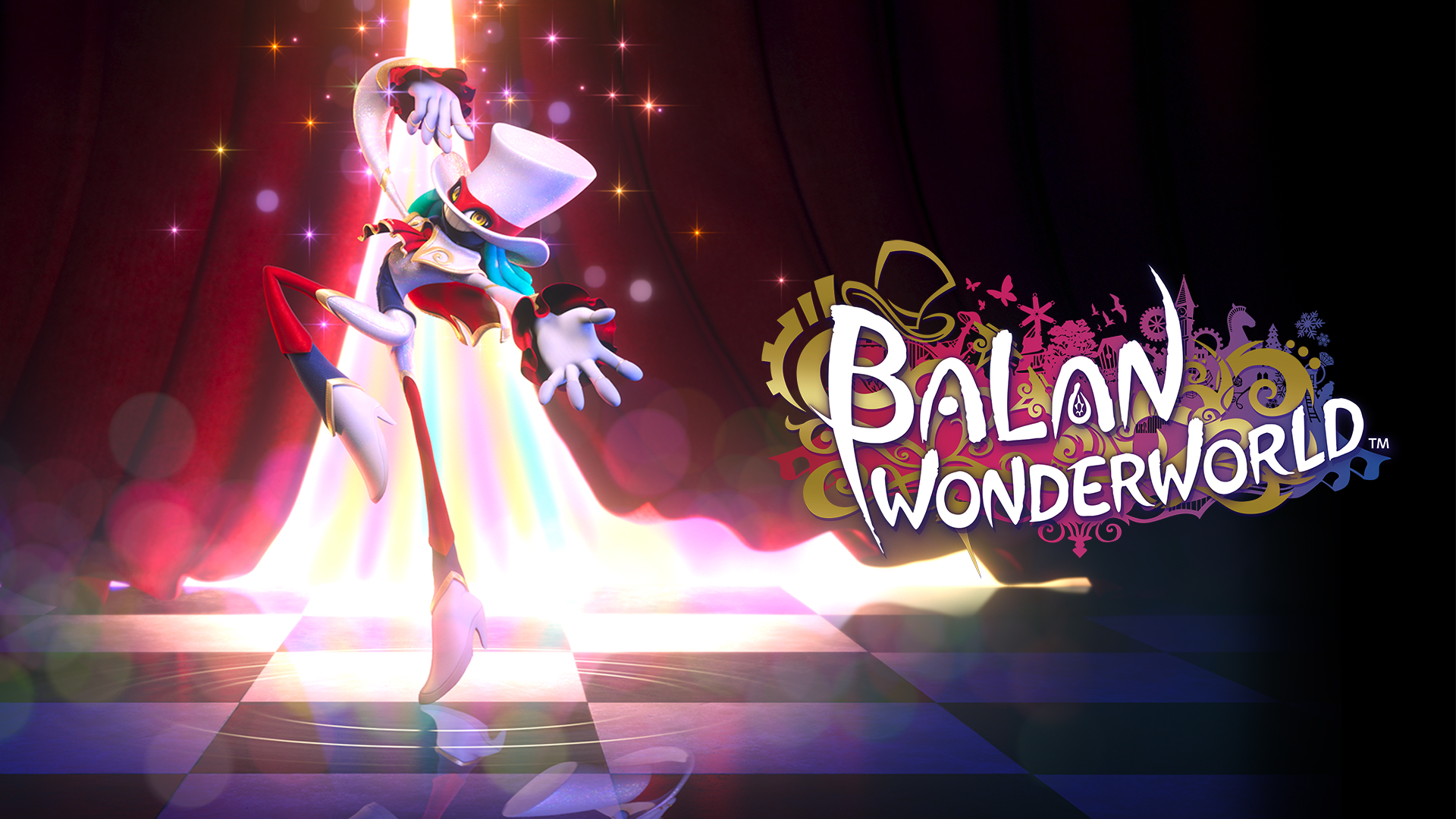 Video For A World of Wonder: Play the Balan Wonderworld Demo Today on Xbox Series X|S and Xbox One