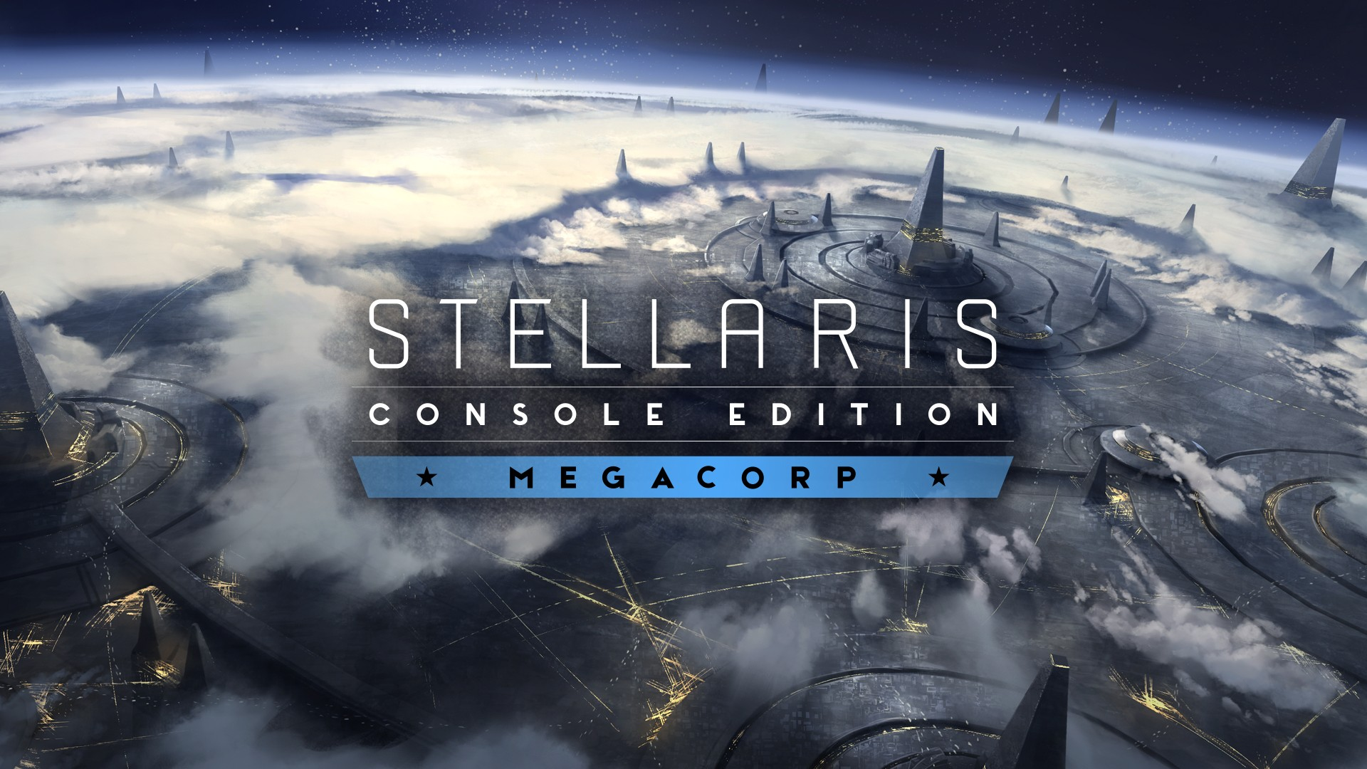 Video For Business is Booming with MegaCorp, the Latest Expansion for Stellaris: Console Edition