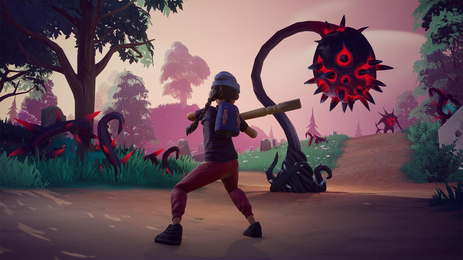 Drake Hollow - Combat Preview