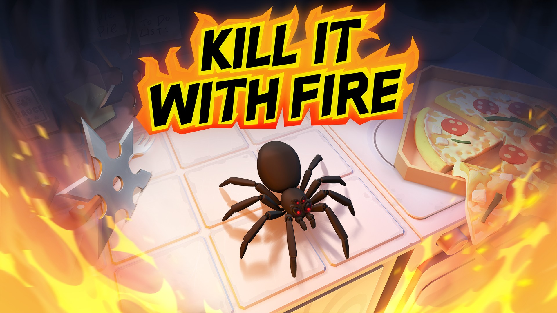 Video For Kill It With Fire Available Now on Xbox One