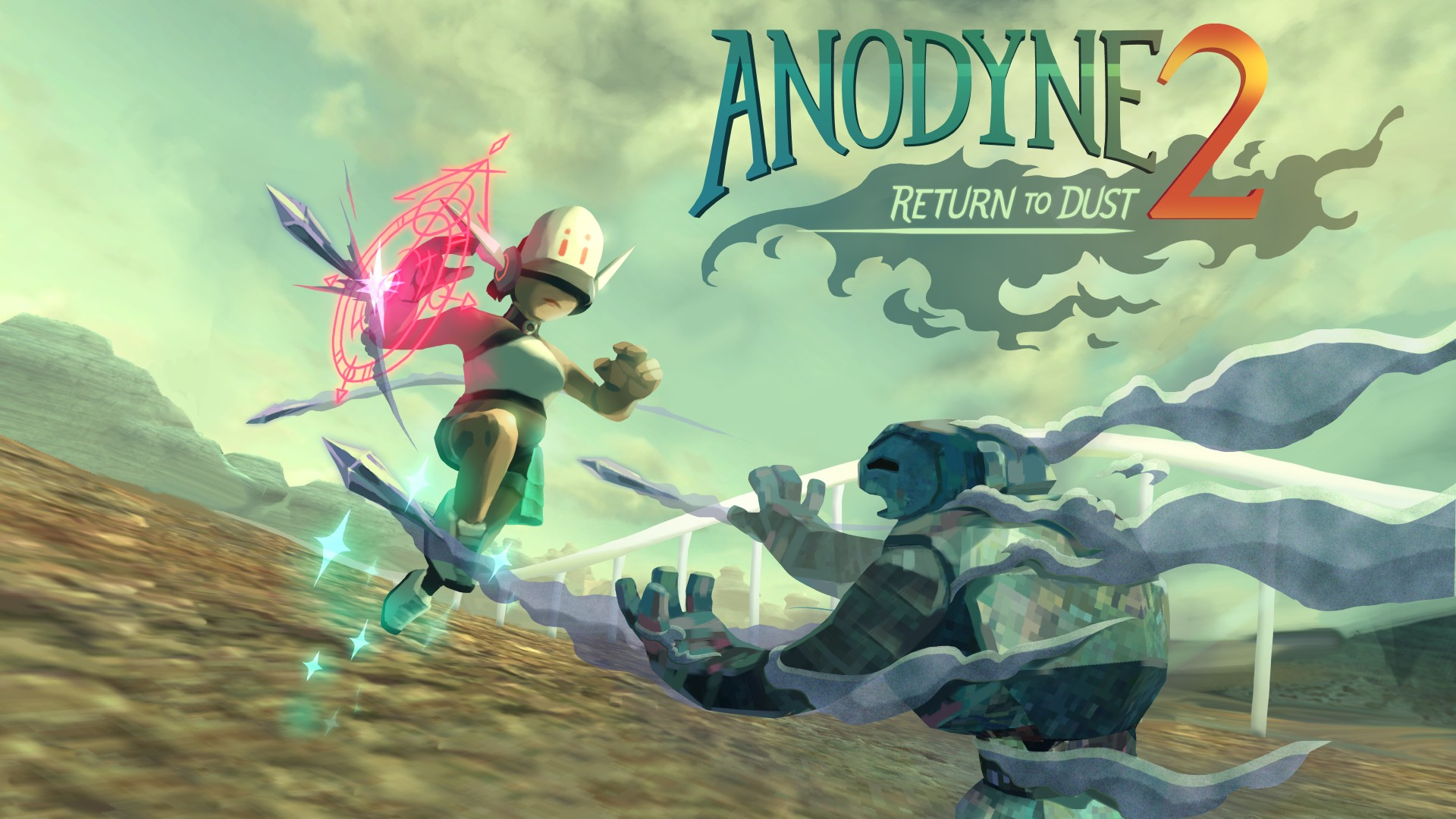 Video For Anodyne 2: Return to Dust Available Now