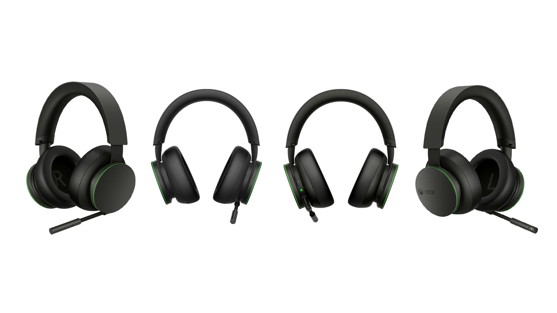 Xbox Wireless Headset Renders