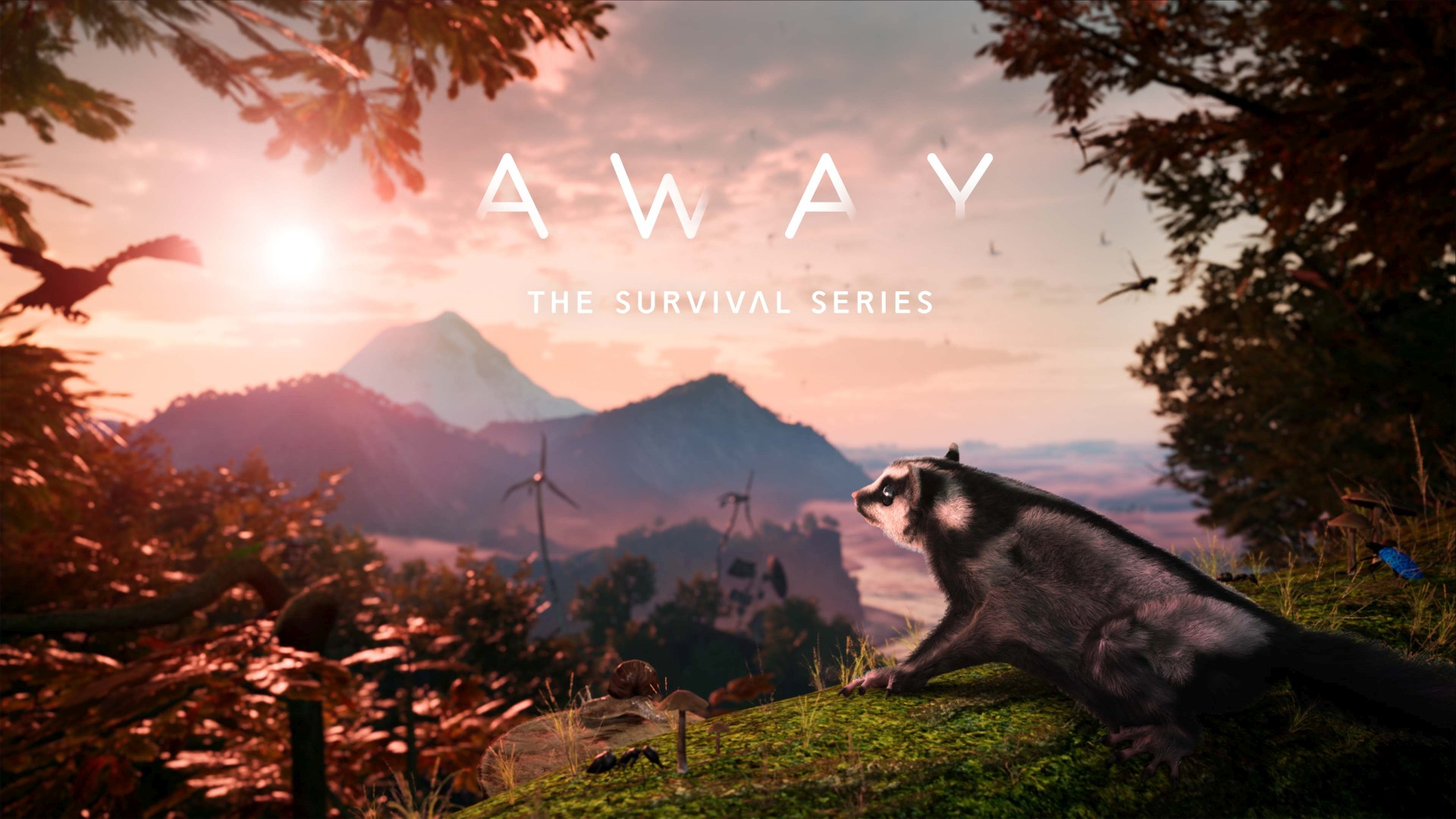 Sugar Glider Adventure Away: The Survival Series is Coming to Xbox in 2021