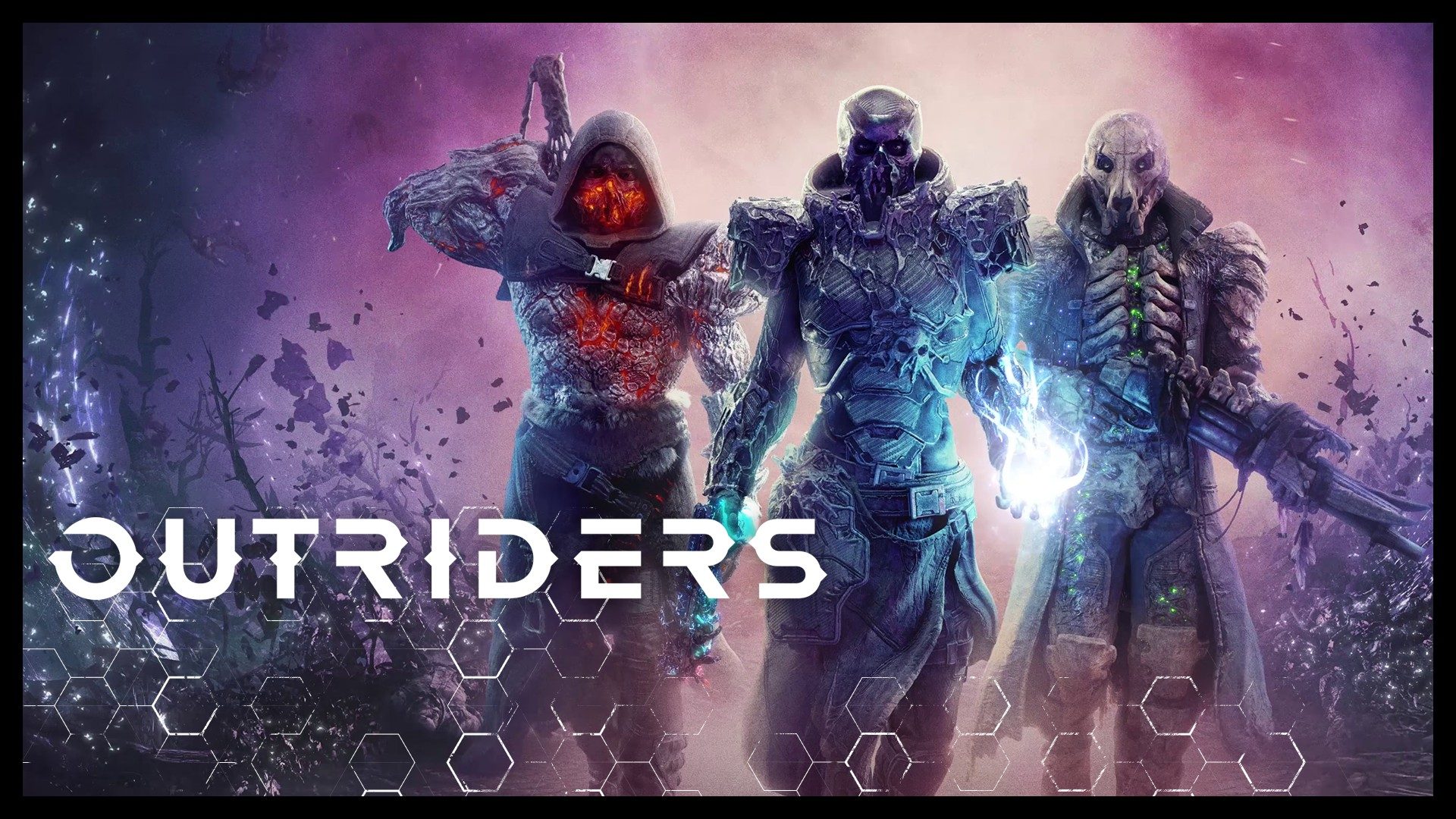 Video For Outriders Available Now with Xbox Game Pass