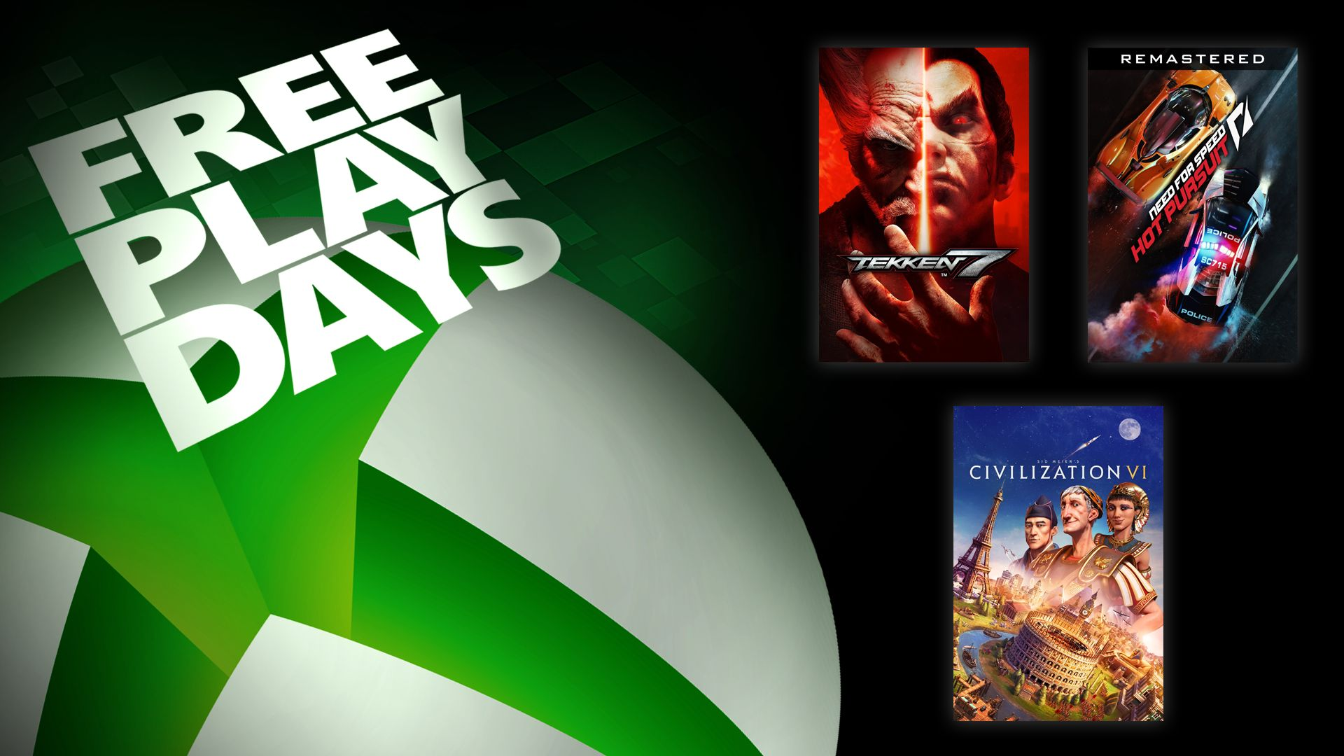 Free Play Days - March 25