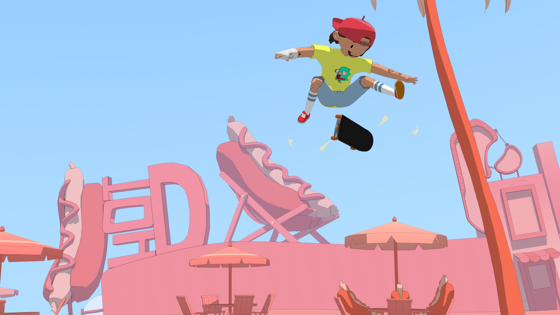 Video For OlliOlli World Coming to Xbox Series X|S and Xbox One This Winter