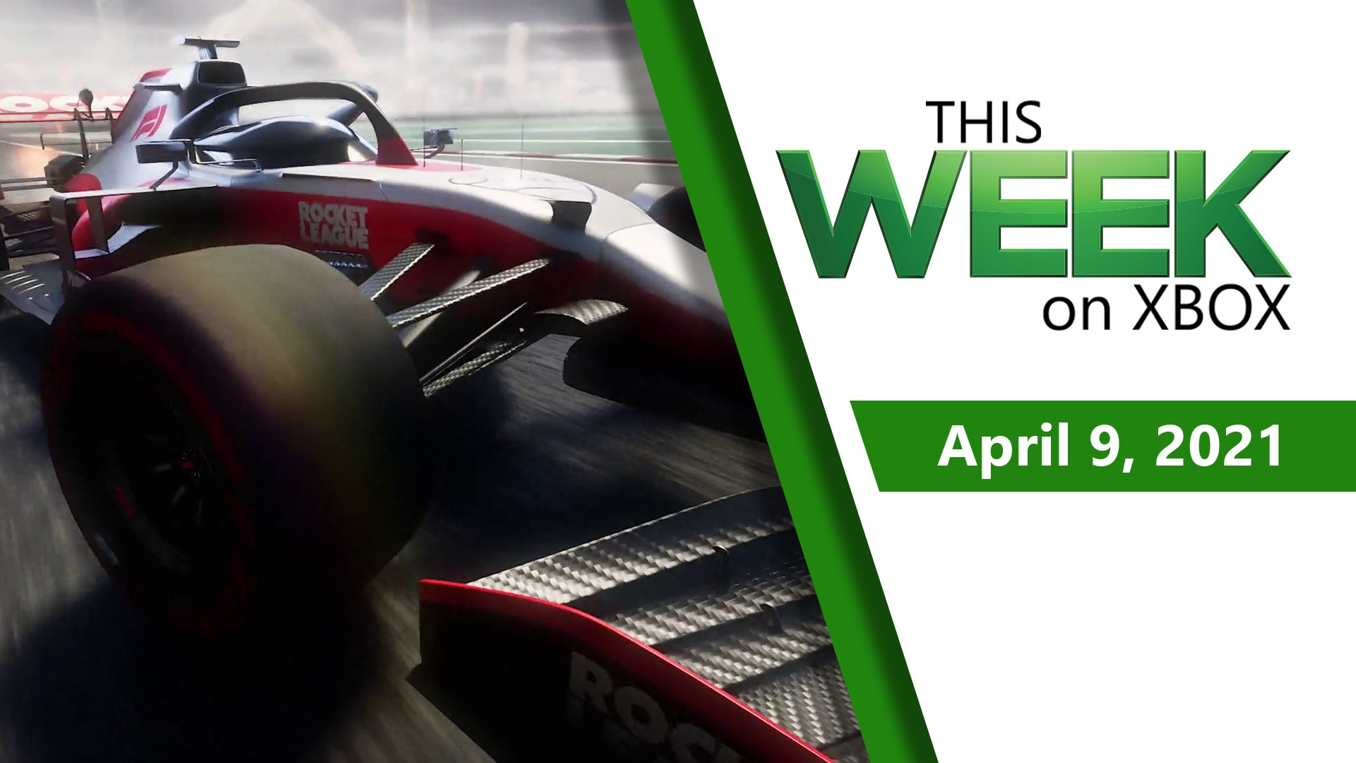 Video For This Week on Xbox: April 9, 2021